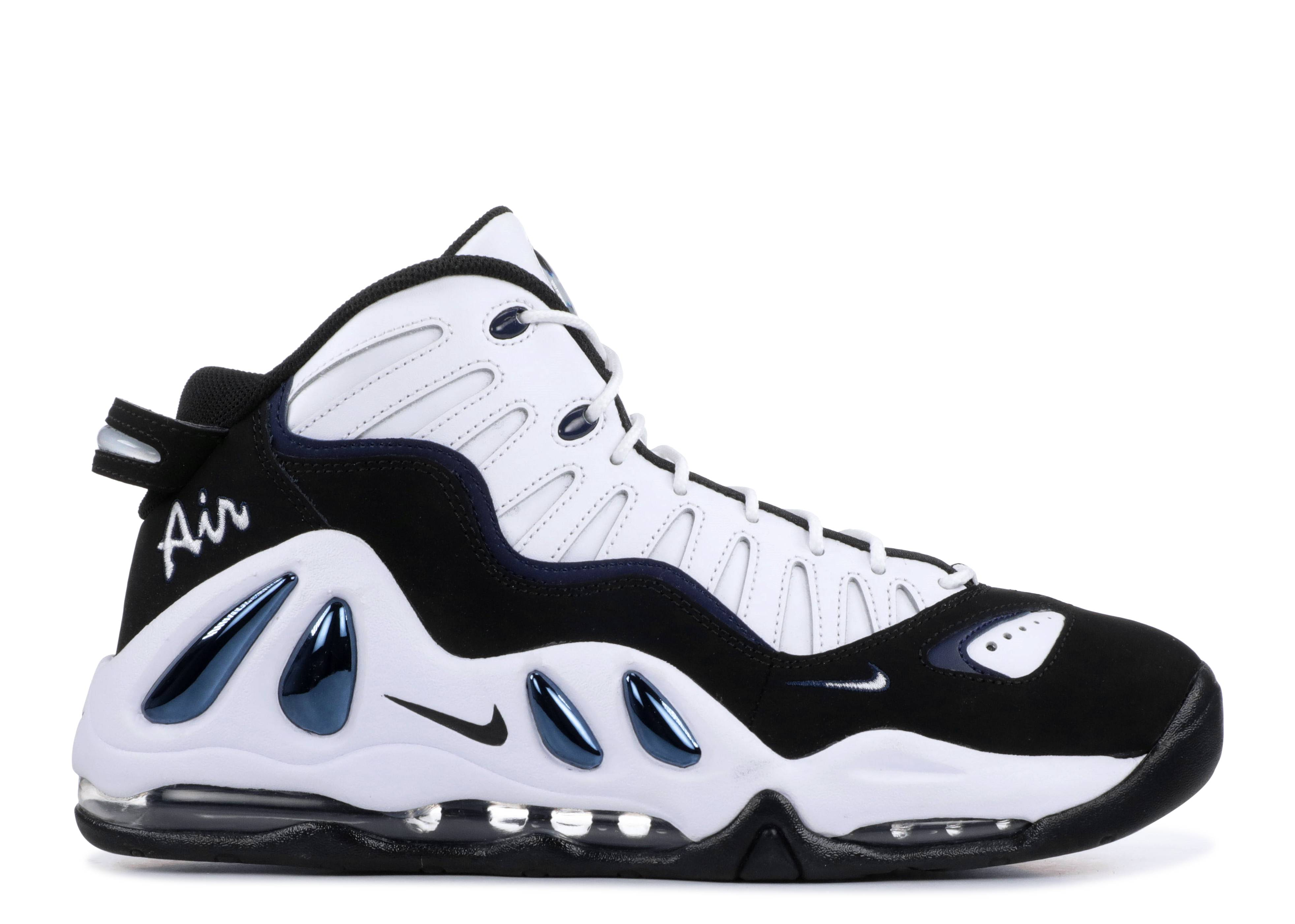 """air max uptempo 97 """"College Navy"""""""