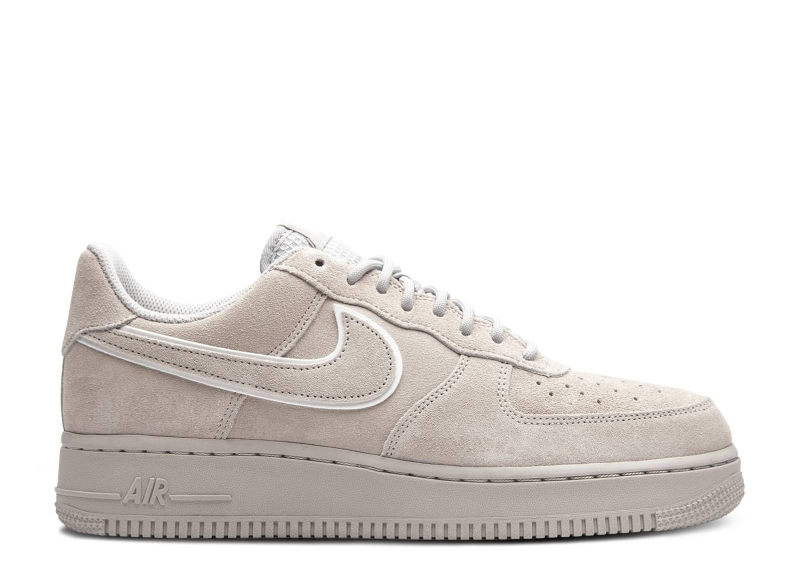 Nike Air Force 1 Low Suede Pack Moon ParticleSepia Stone