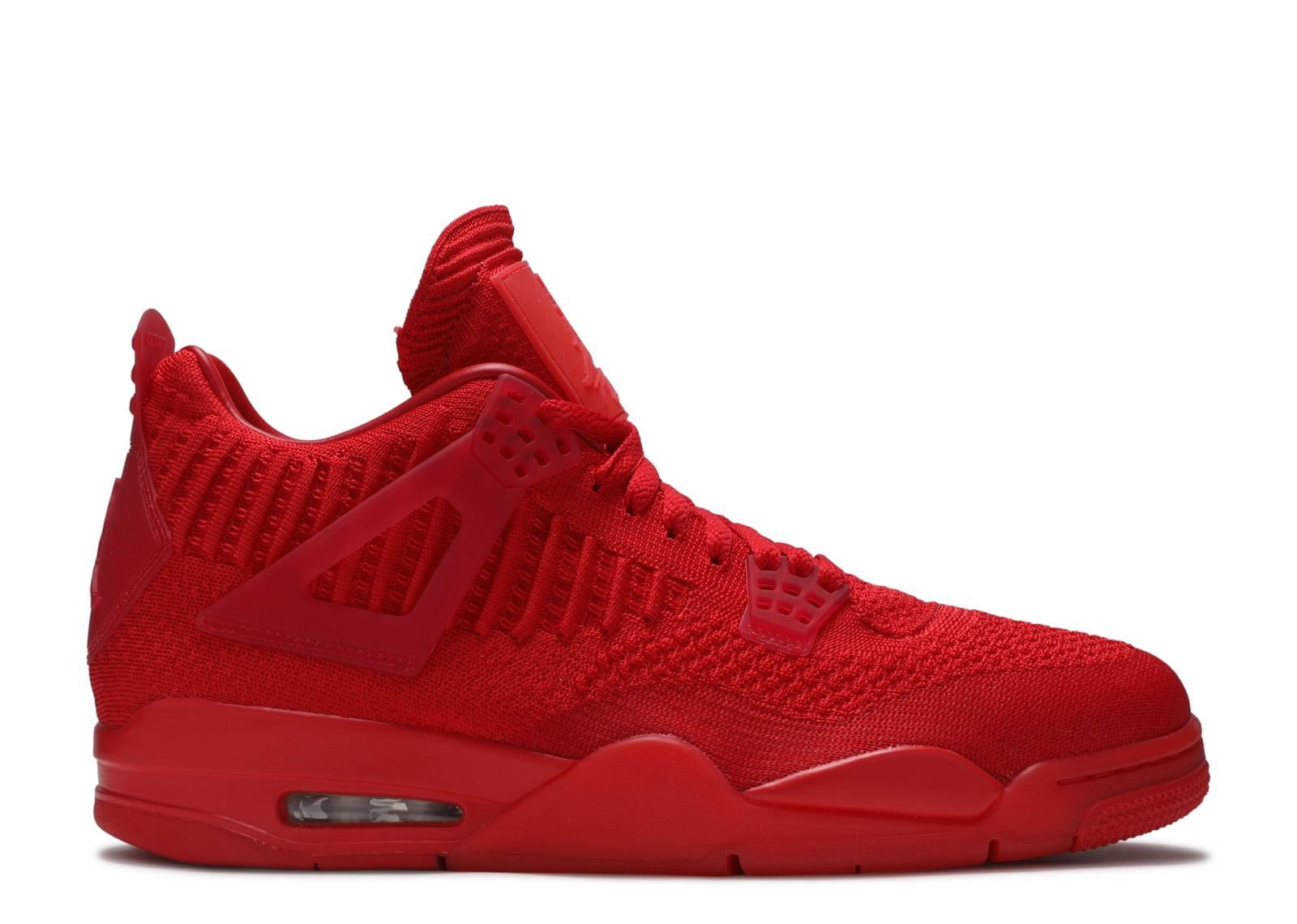 "Air Jordan 4 Flyknit ""University Red"""