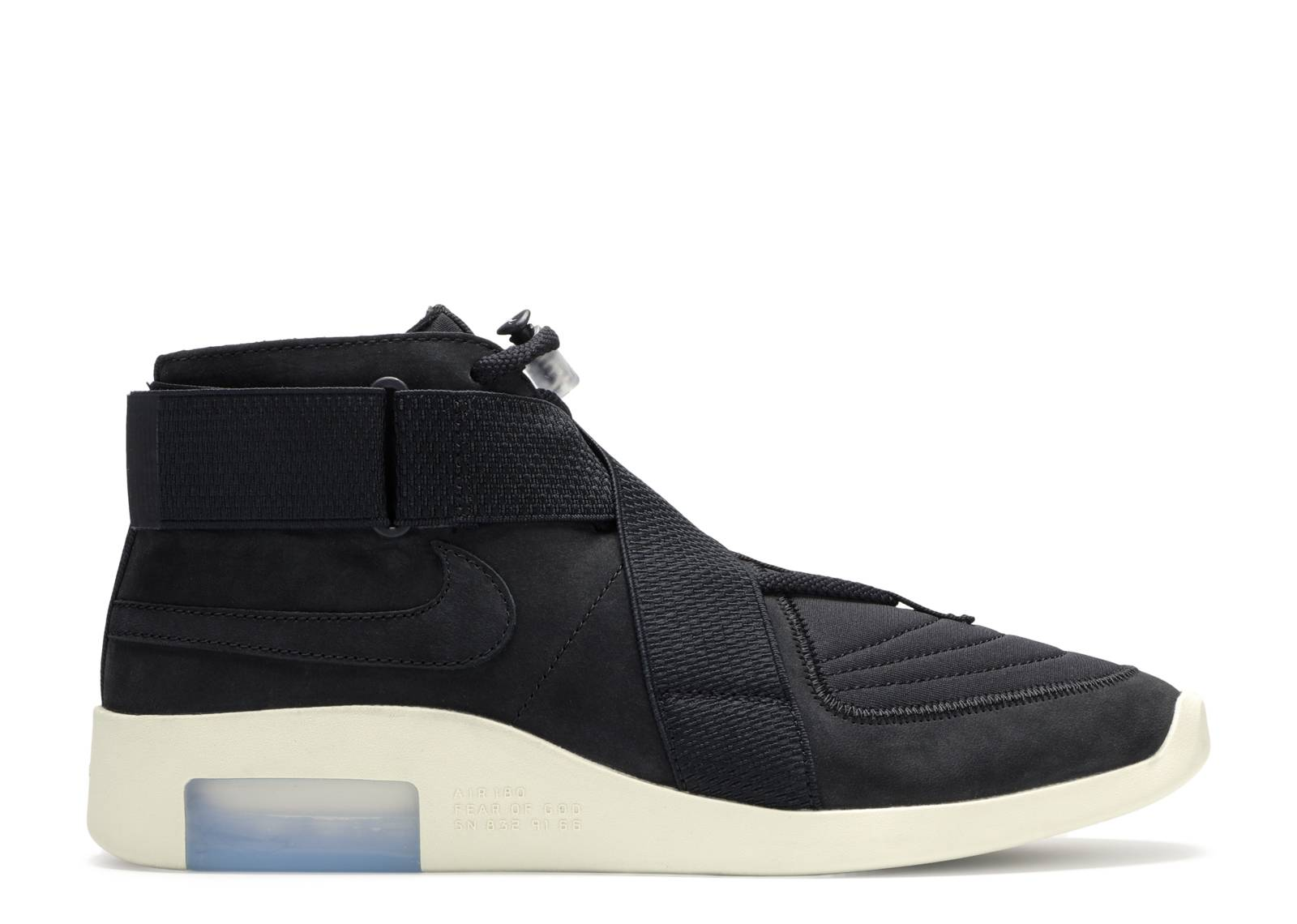 "nike air/fear of god 1 ""air raid"""
