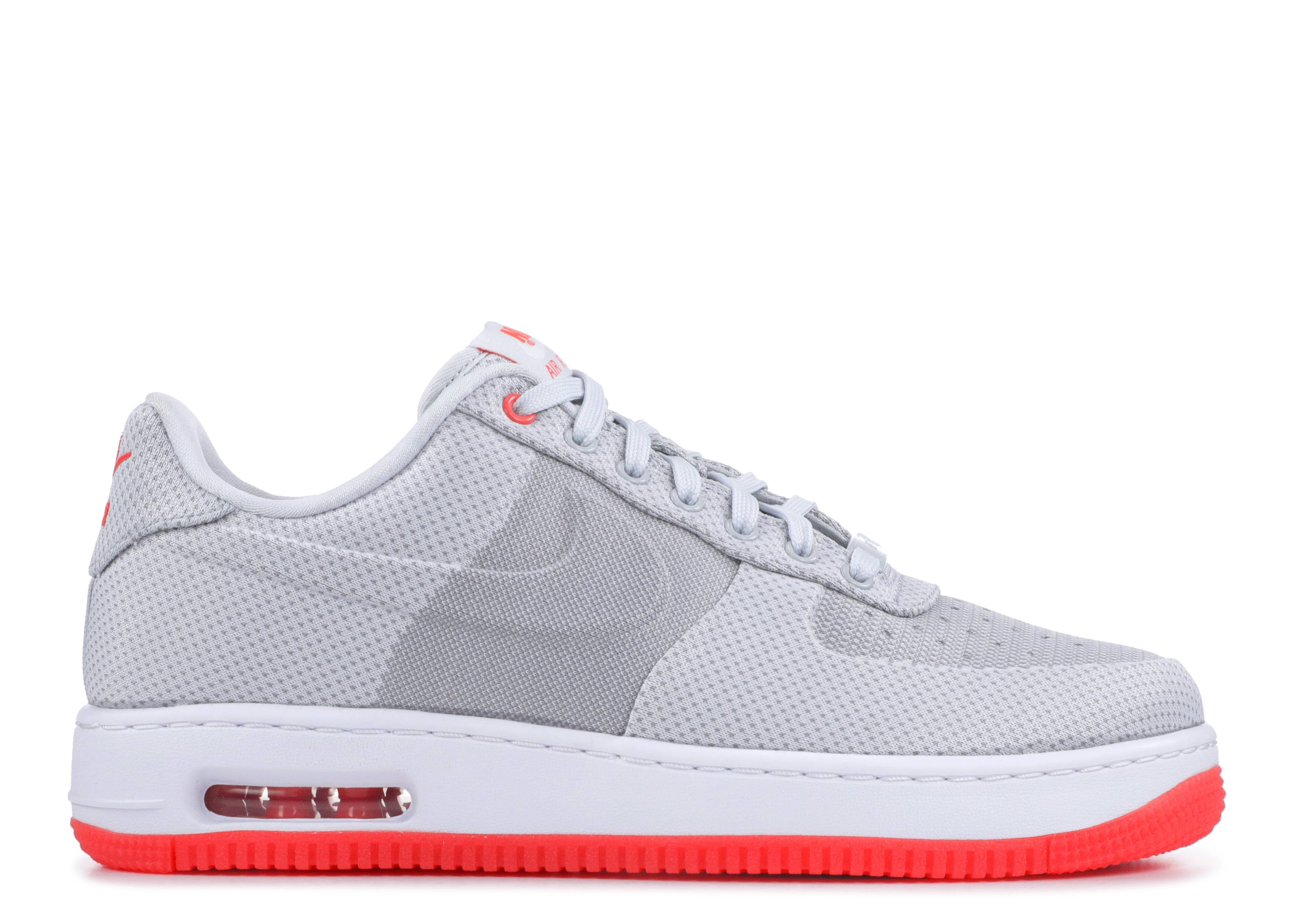 Nike Air Force 1 Elite KJCRD VT | Gray | Sneakers | 748299