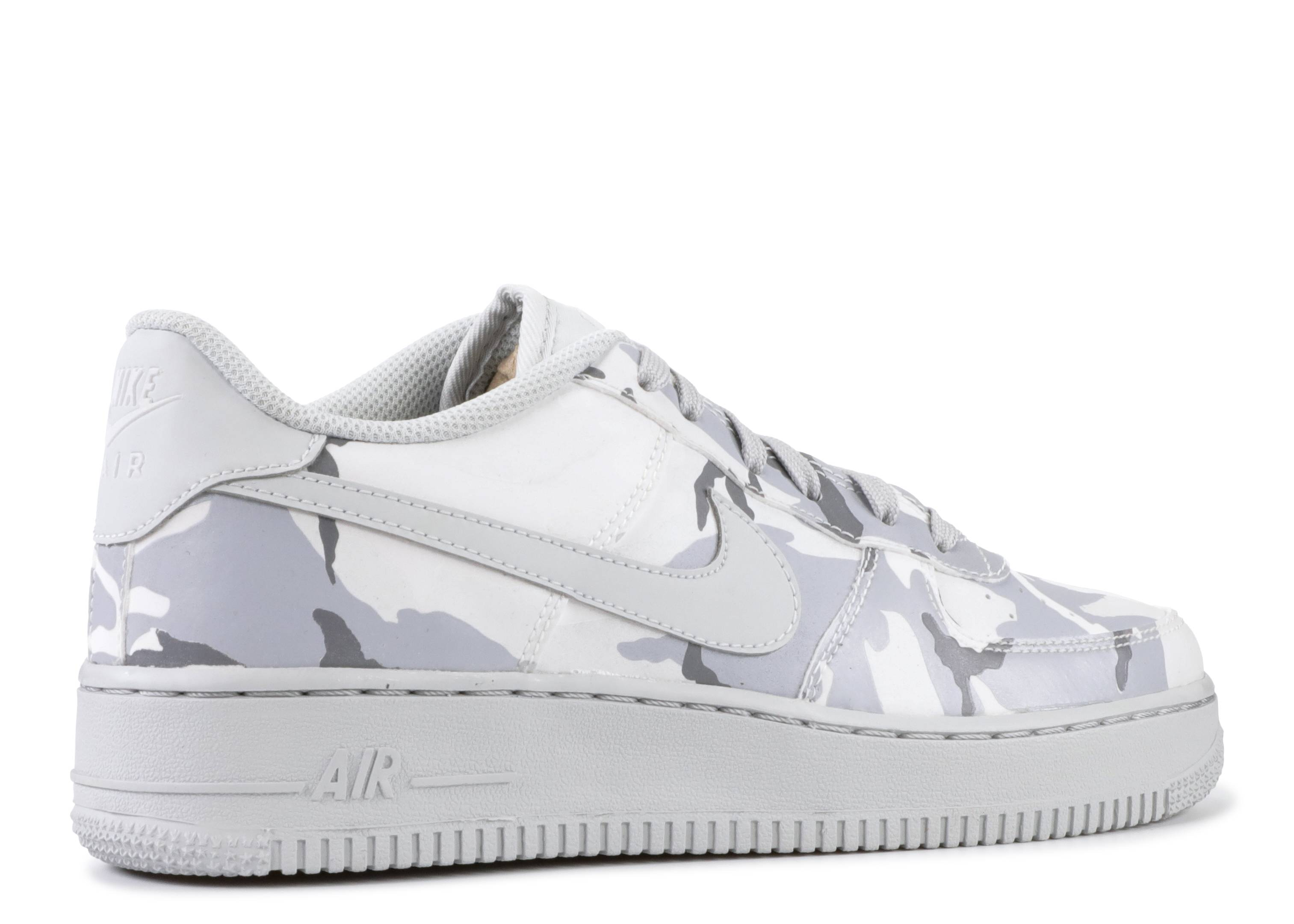 Air Force 1 LV8 GS 'White Camo'