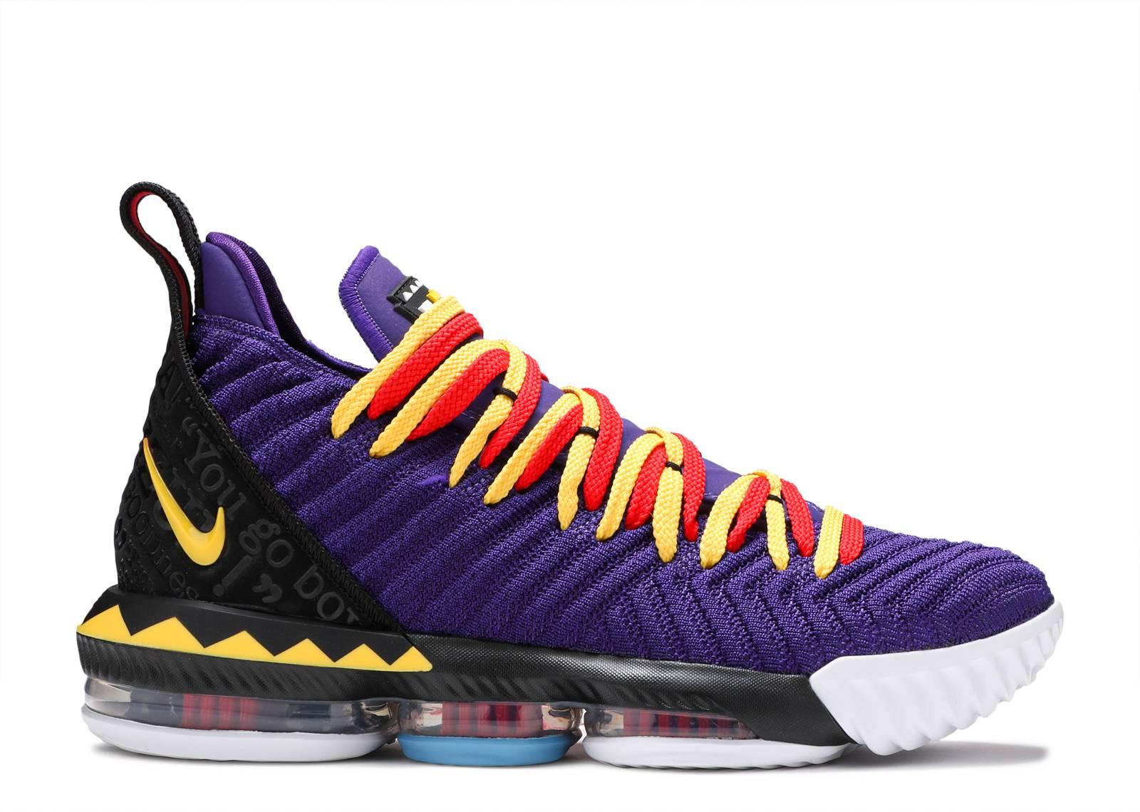 """Nike LeBron 16 """"Martin"""" """"Martin"""""""