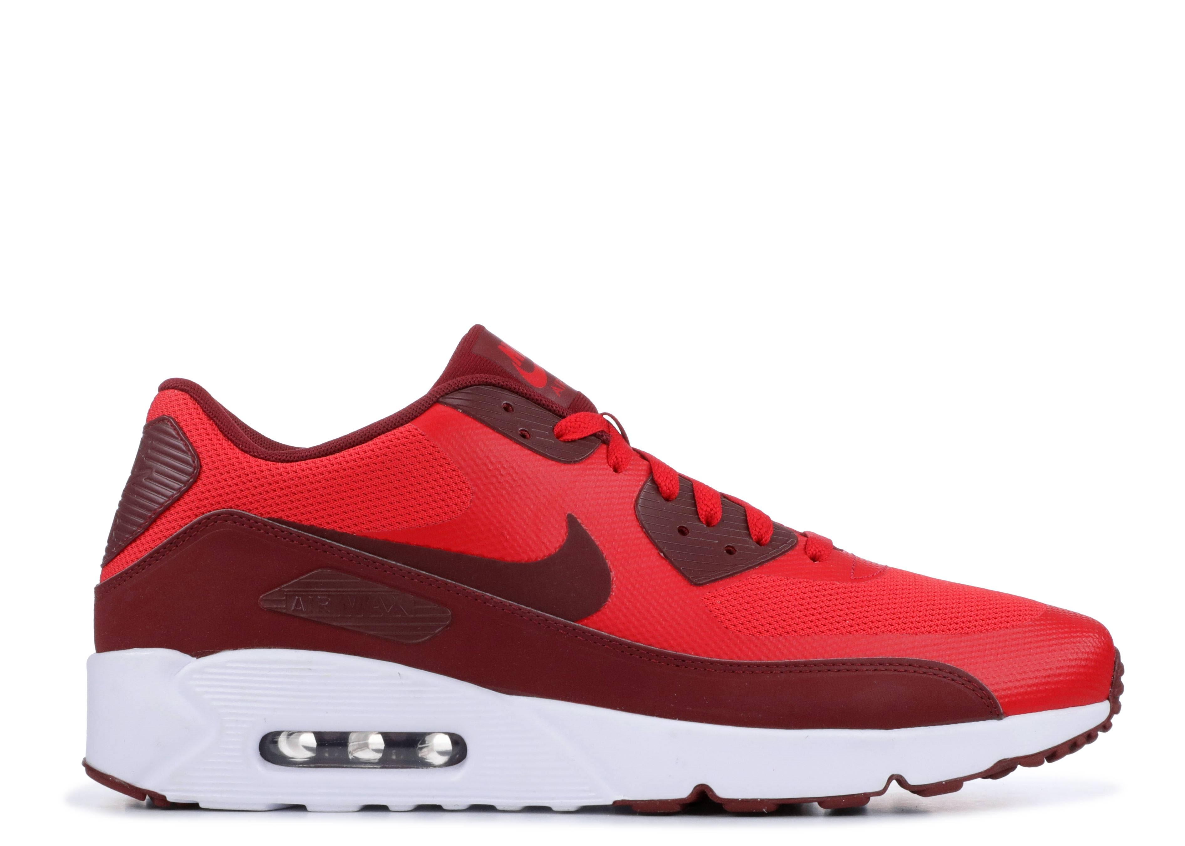 Nike Air Max 1 Ultra 2.0 Essential Mens University RedWhite
