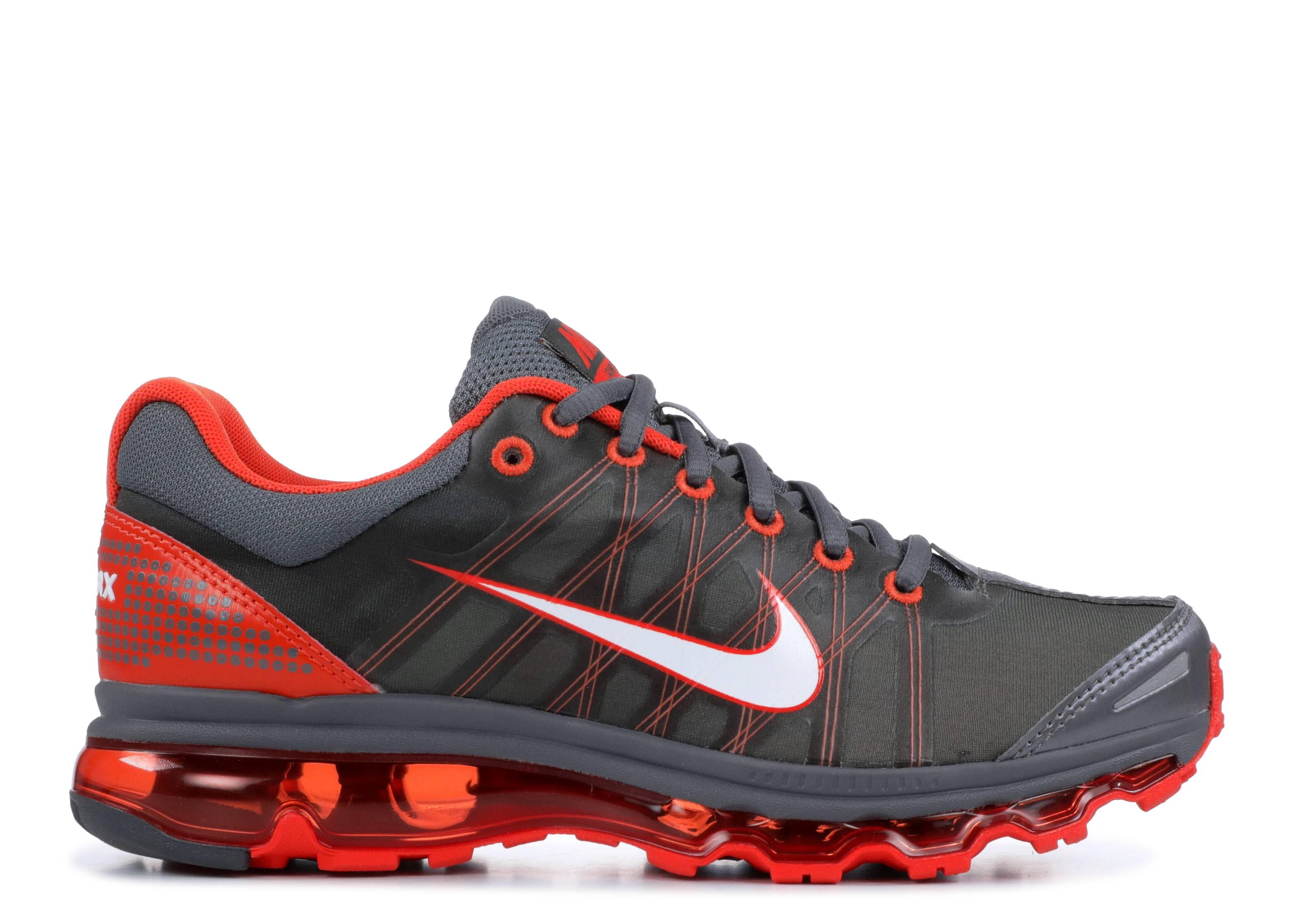 brand new 4c2d9 af22d Air Max 2009 - Nike - 486978 018 - dark grey white-vivid orange ...