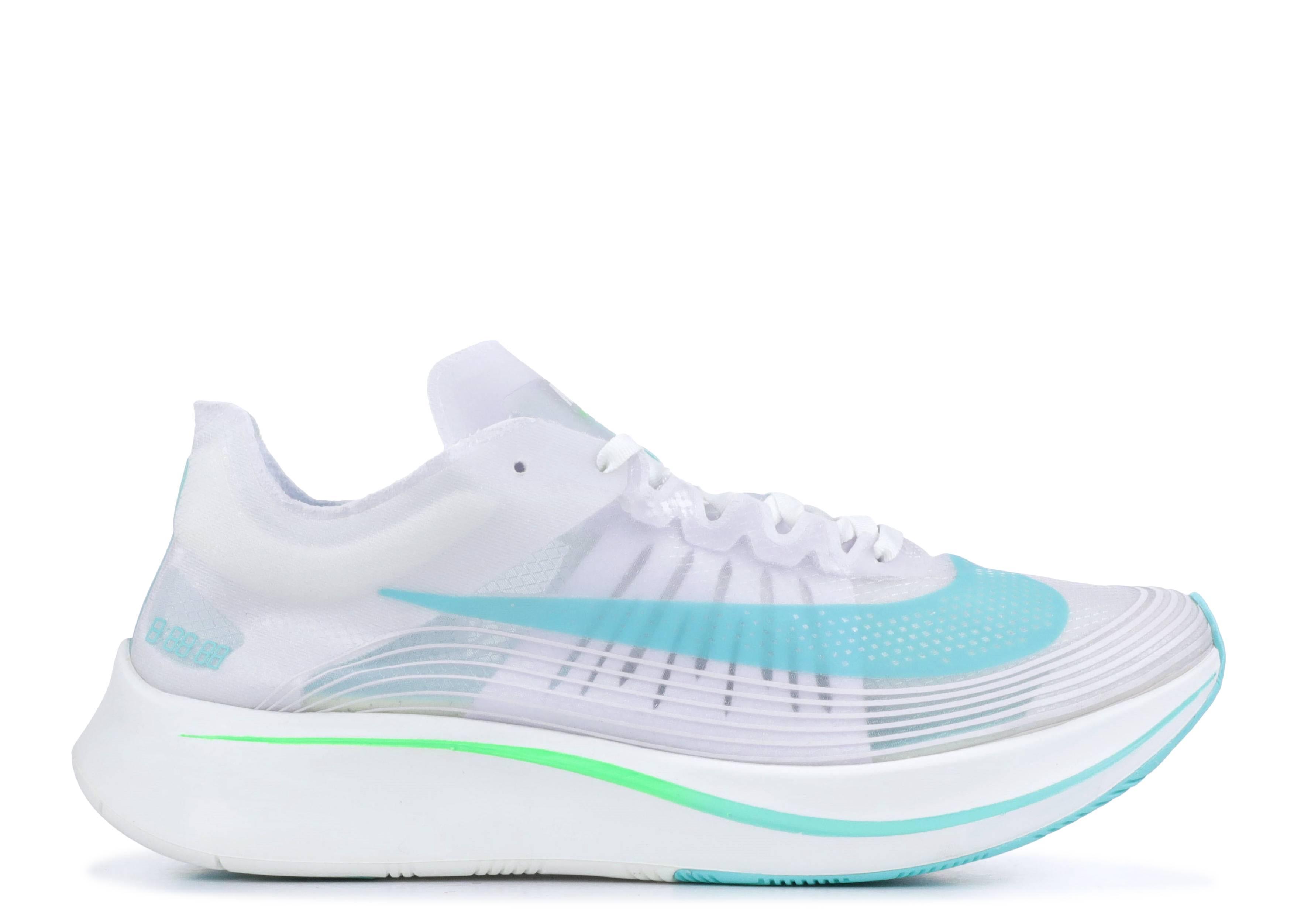 Nike Zoom Fly SP ~ AJ9282 103 ~ Uk Size 8