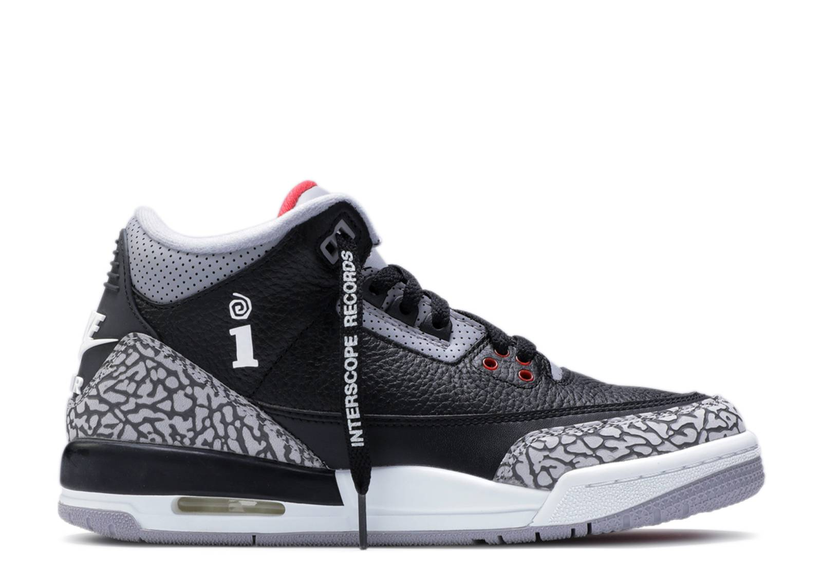 "air jordan 3 retro og bg ""interscope records """
