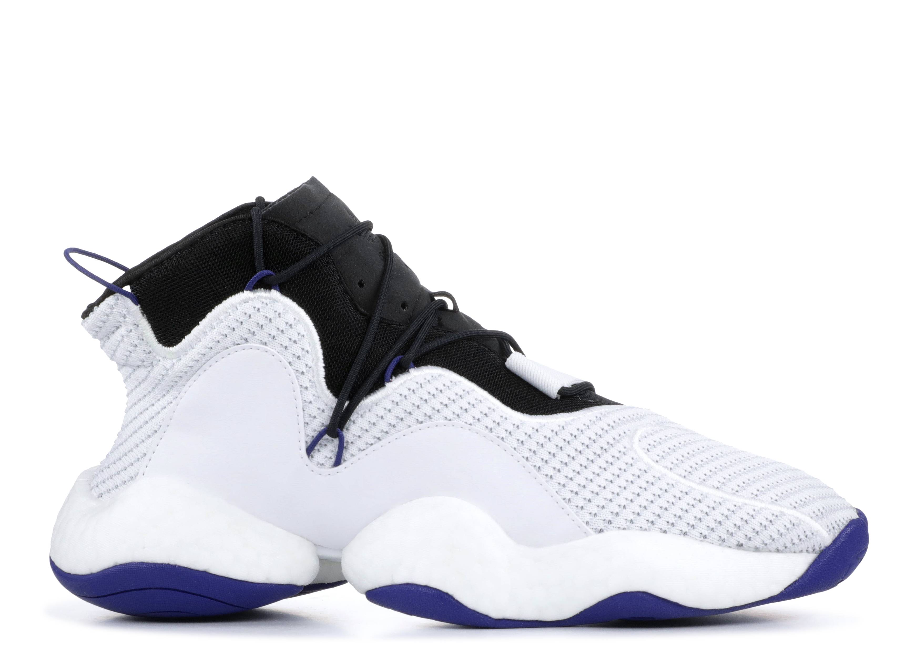 "Crazy BYW J 'Cloud White Real Purple' ""Cloud White Real Purple"""