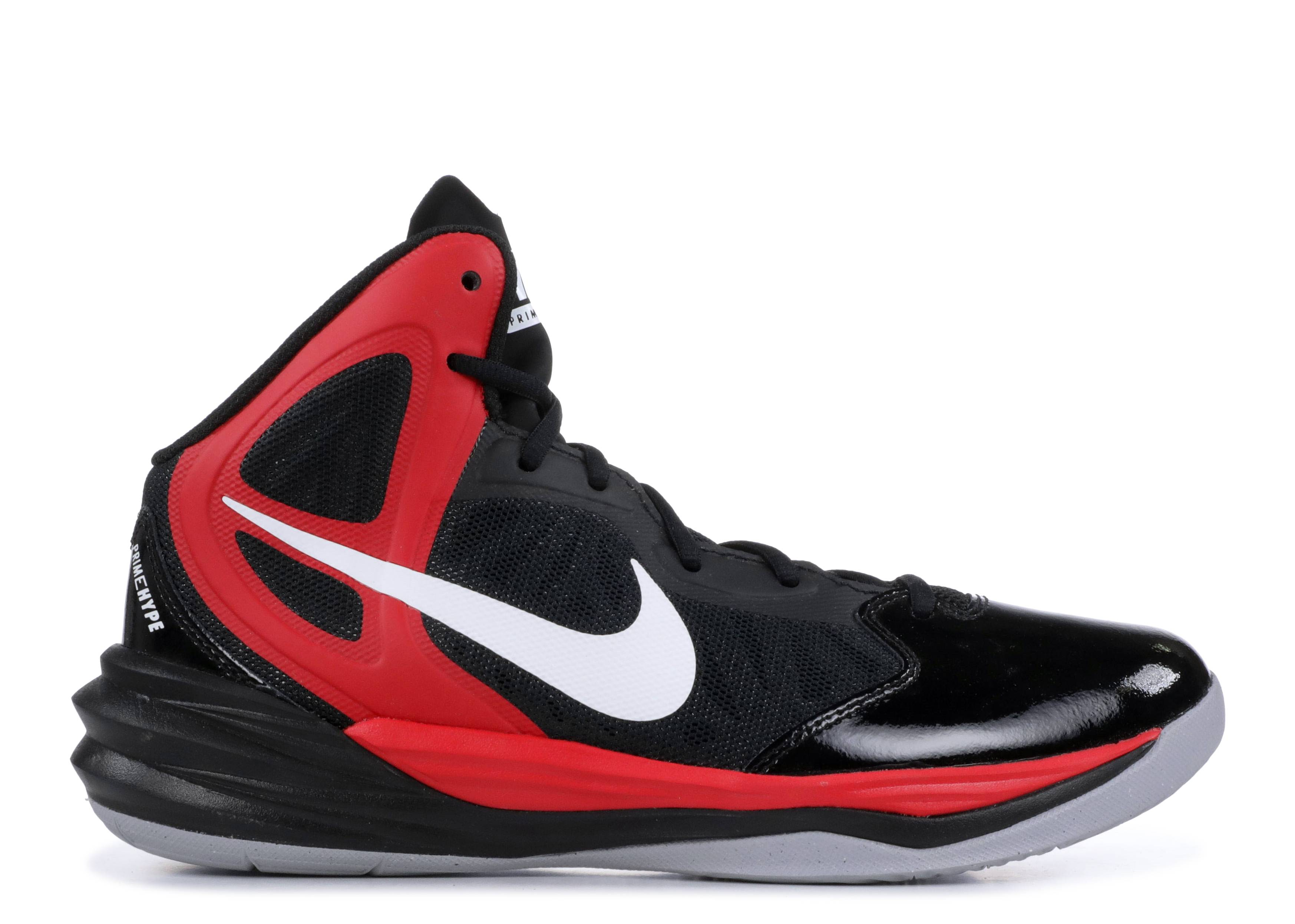 0d30f7d1fbb Nike Prime Hype Df - Nike - 683705 006 - black white-universty red ...