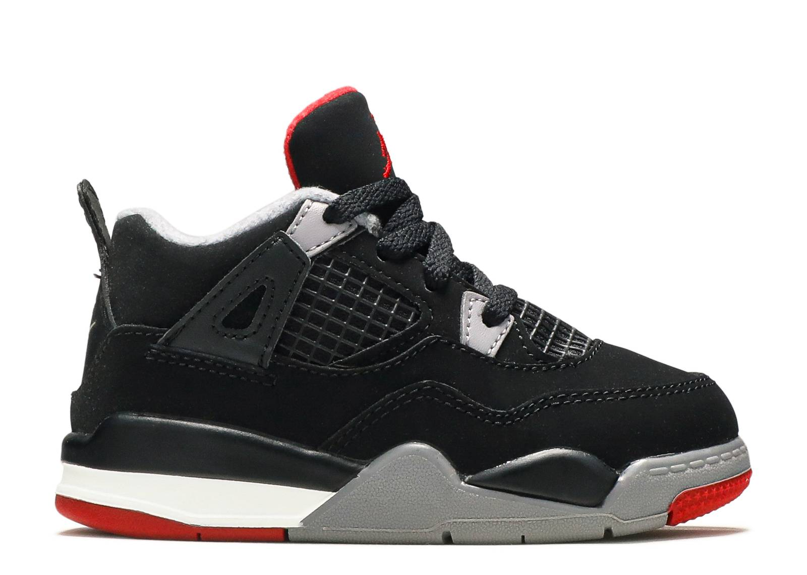 "air jordan 4 retro td ""black cement"""