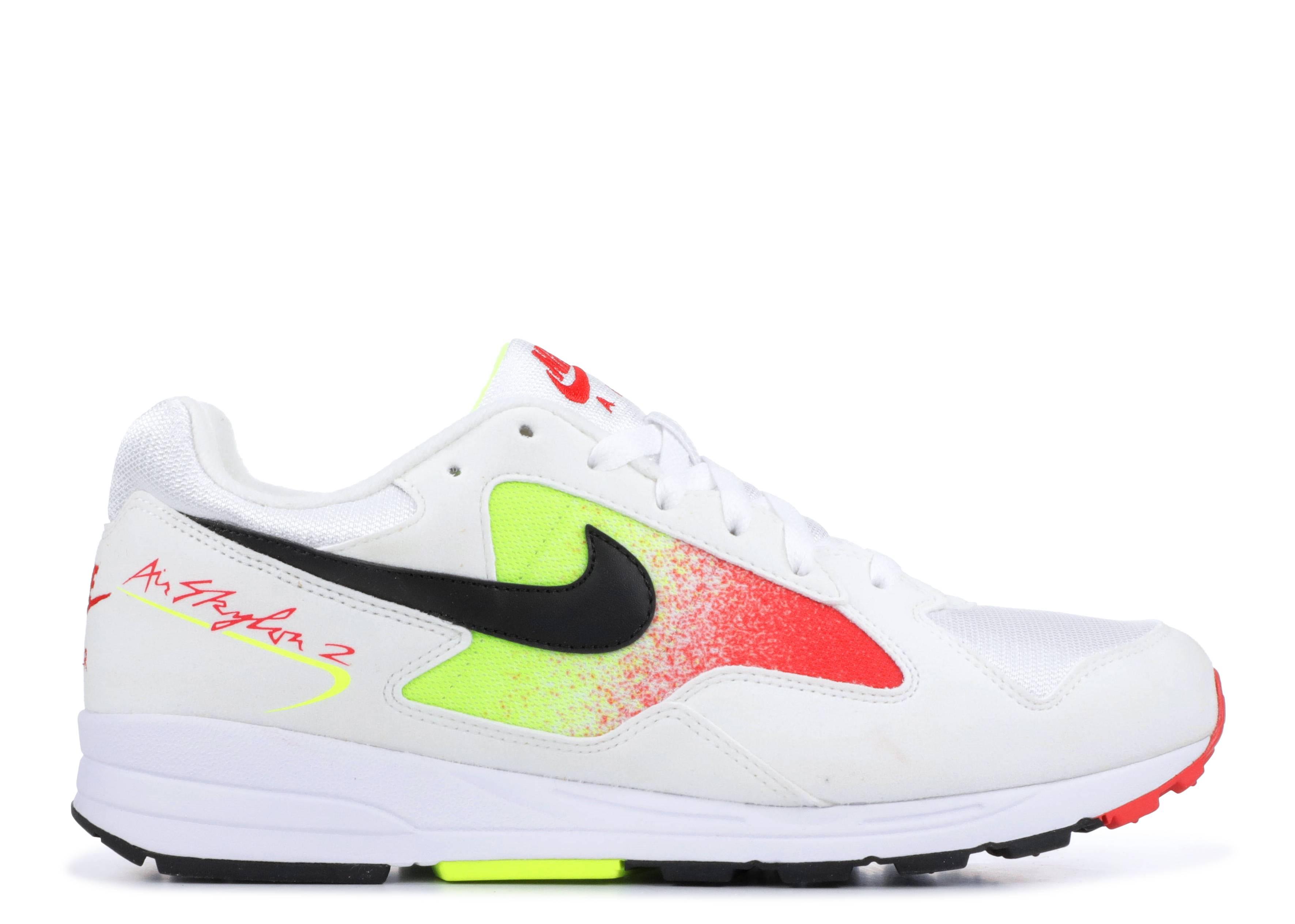 "Nike Air Skylon II  ""Volt Habanero"""