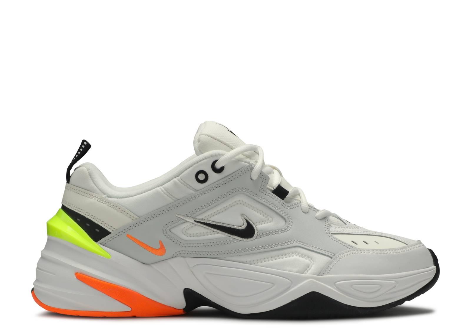 Nike M2k Tekno White White Pure Platinum | Treesse