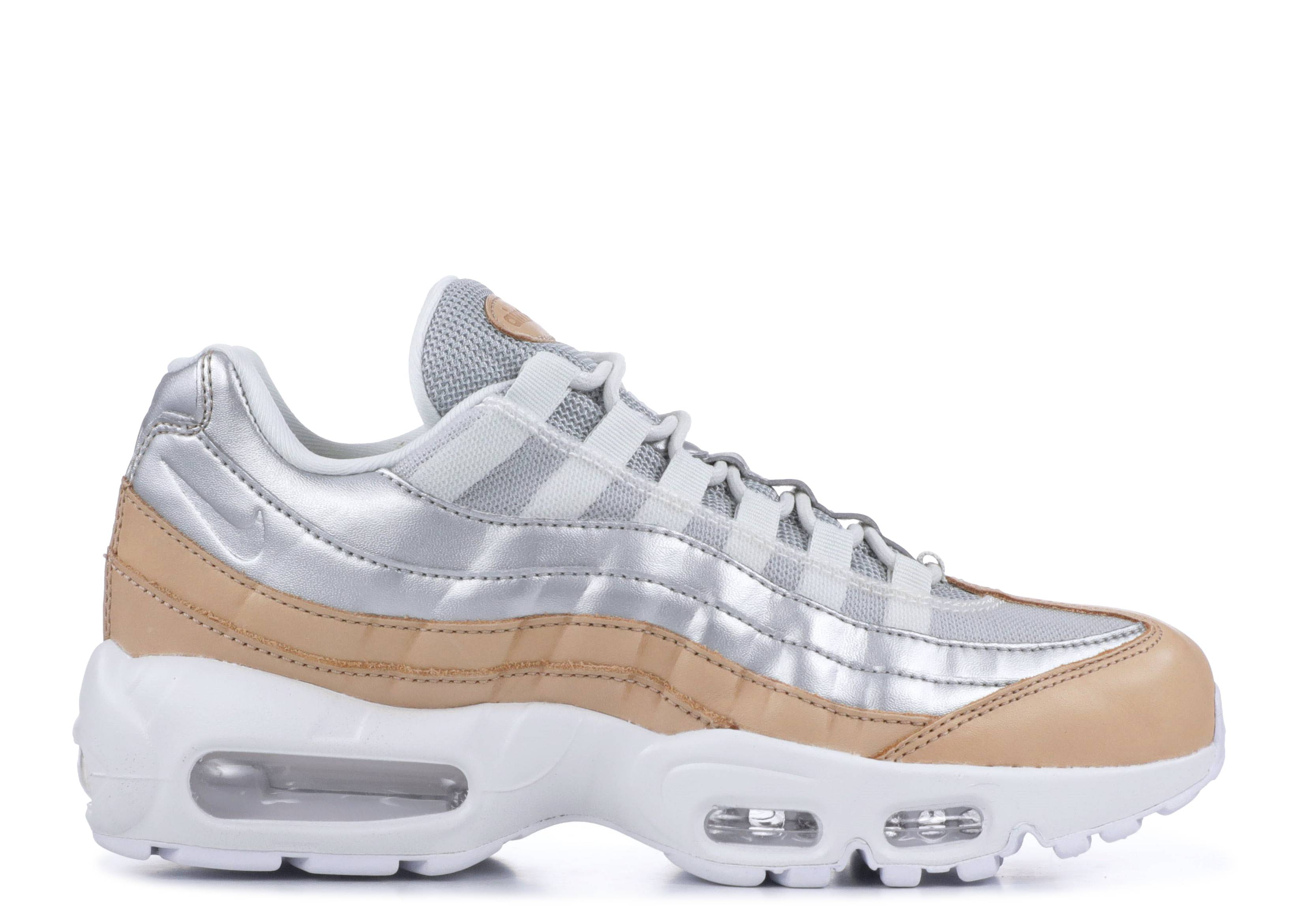 "Wmns Air Max 95 SE 'Pure Platinum' ""Pure Platinum"""