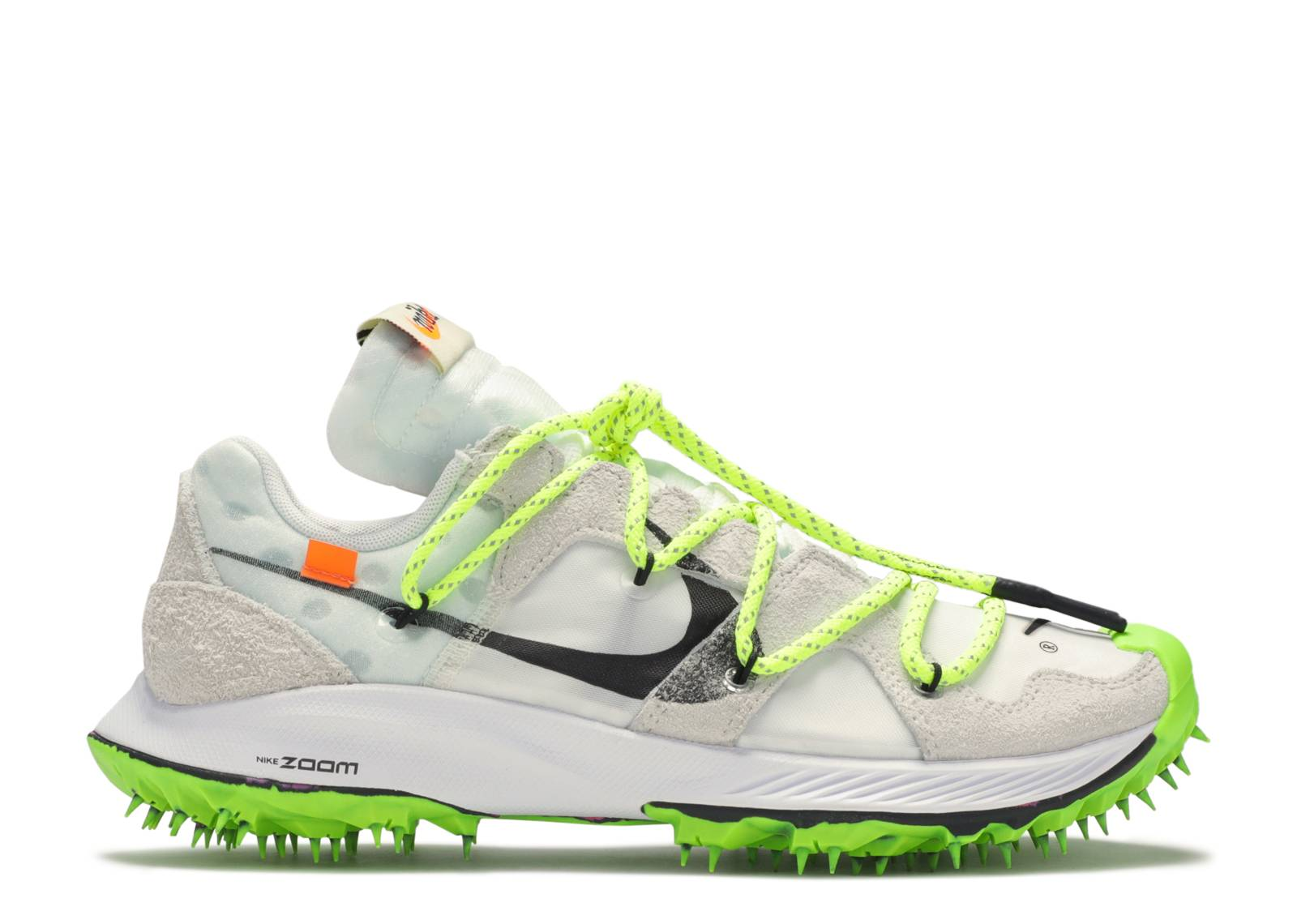 """wmns air zoom terra kiger5 / ow """"off white"""""""