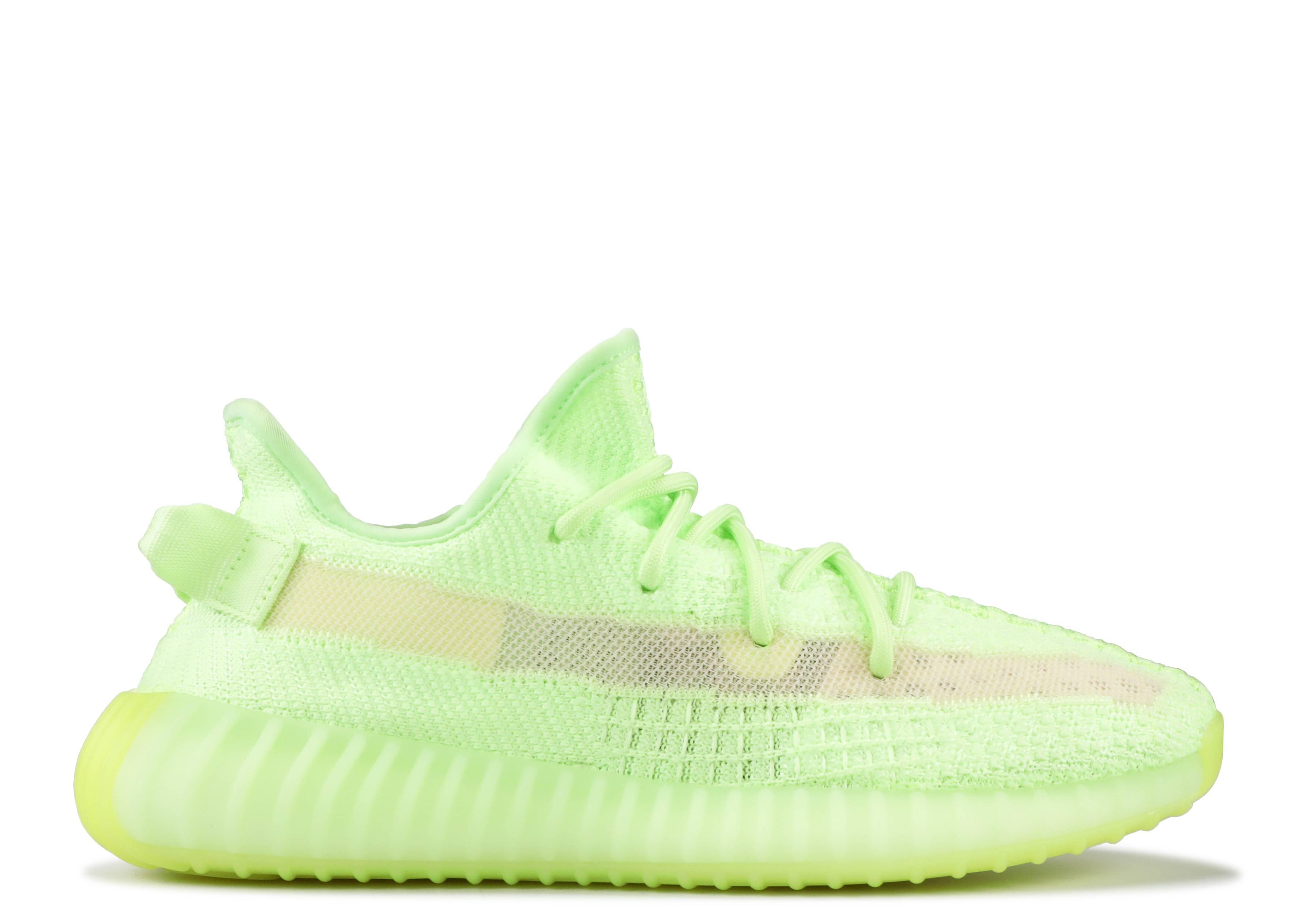 Yeezy Boost 350 V2 Gid Glow Adidas Eg5293 Glow Glow Glow Flight Club