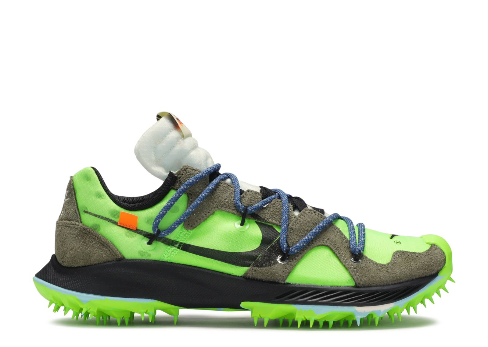 """wmns air zoom terra kiger 5 """"off white"""""""
