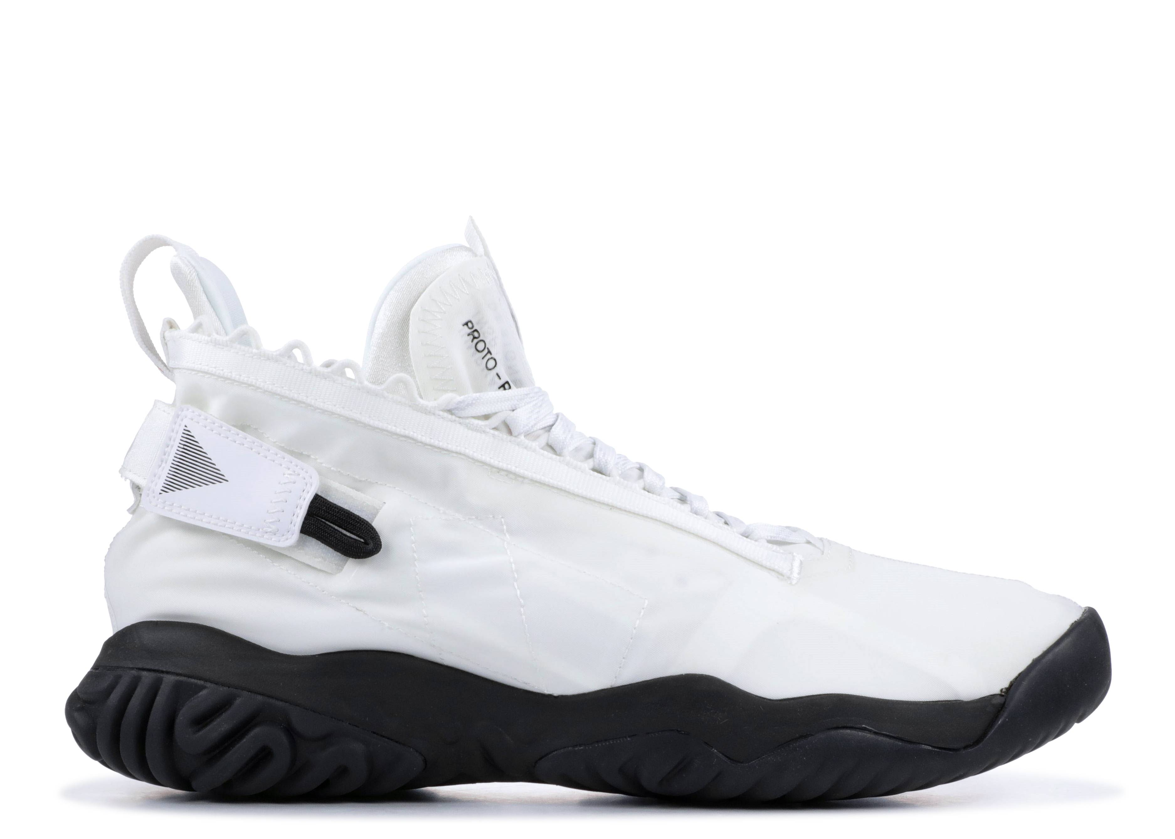 "Jordan Proto React 'White Black' ""White Black"""
