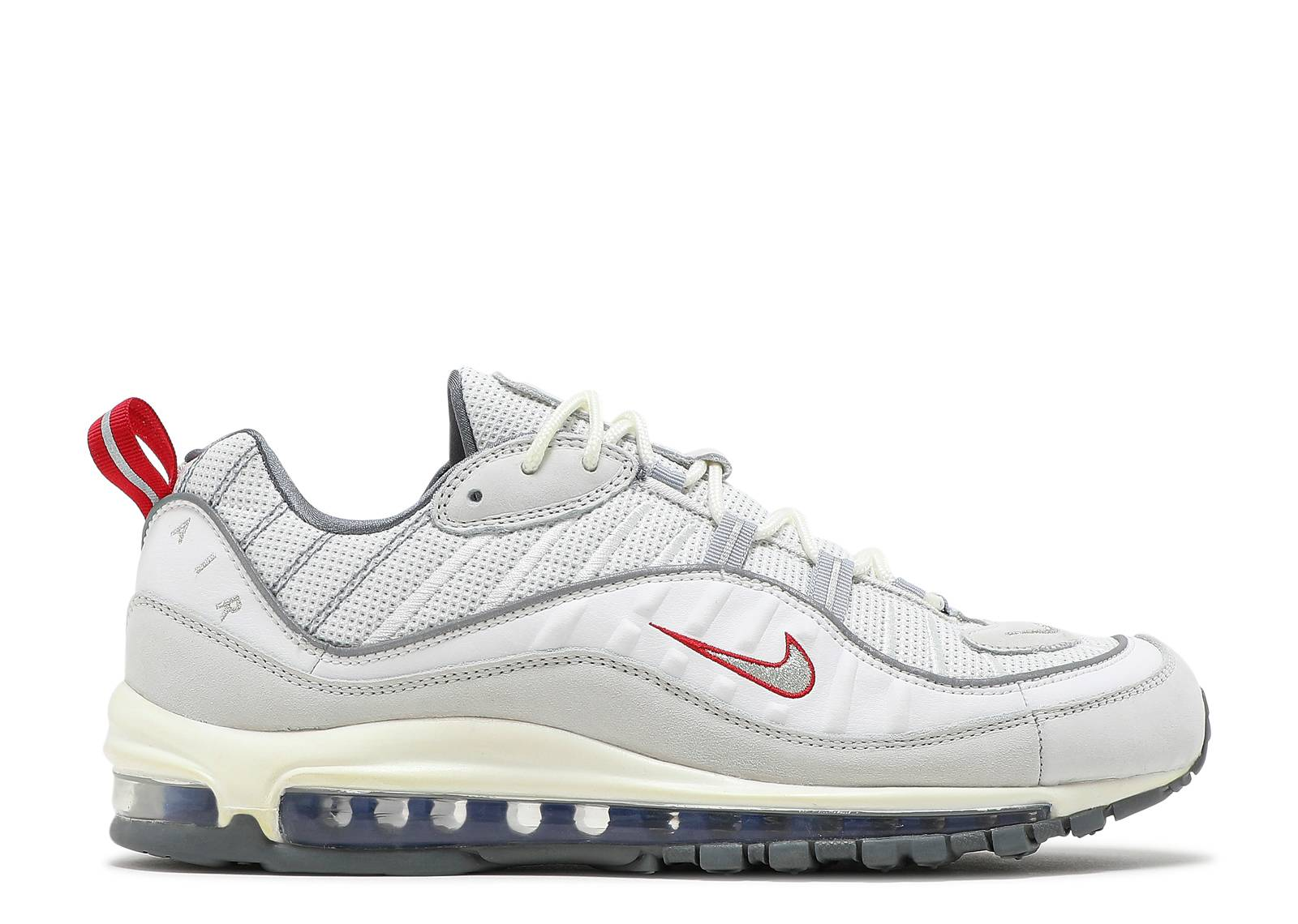 "Air Max 98 ""Summit White"""