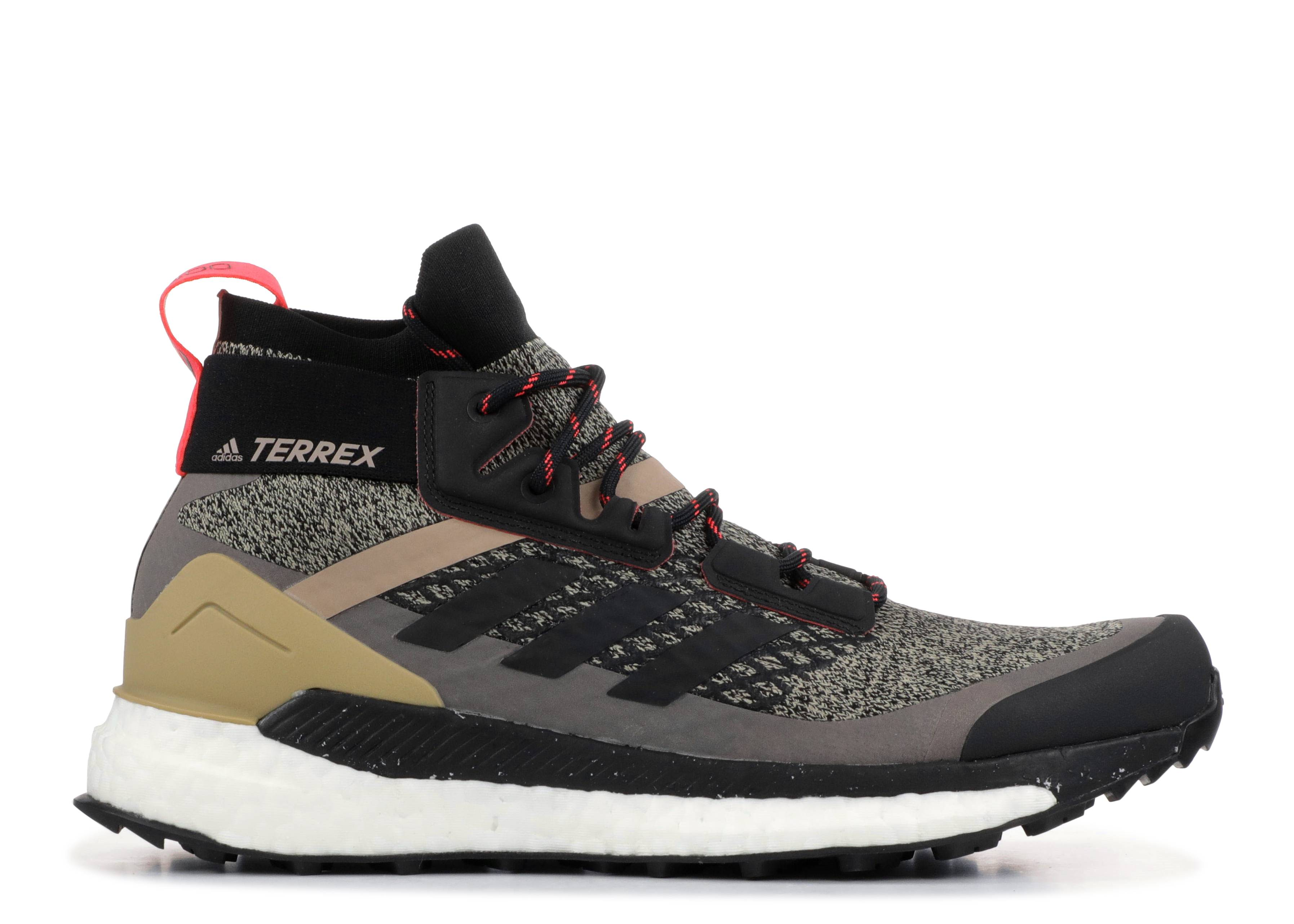 "adidas terrex free hiker  ""Black Tan"""