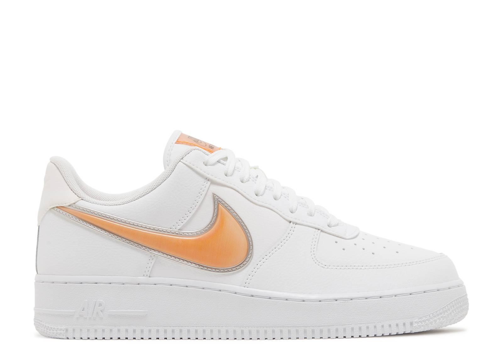 Nike Air Force 1 Low BlancheOrange | AO2441 102