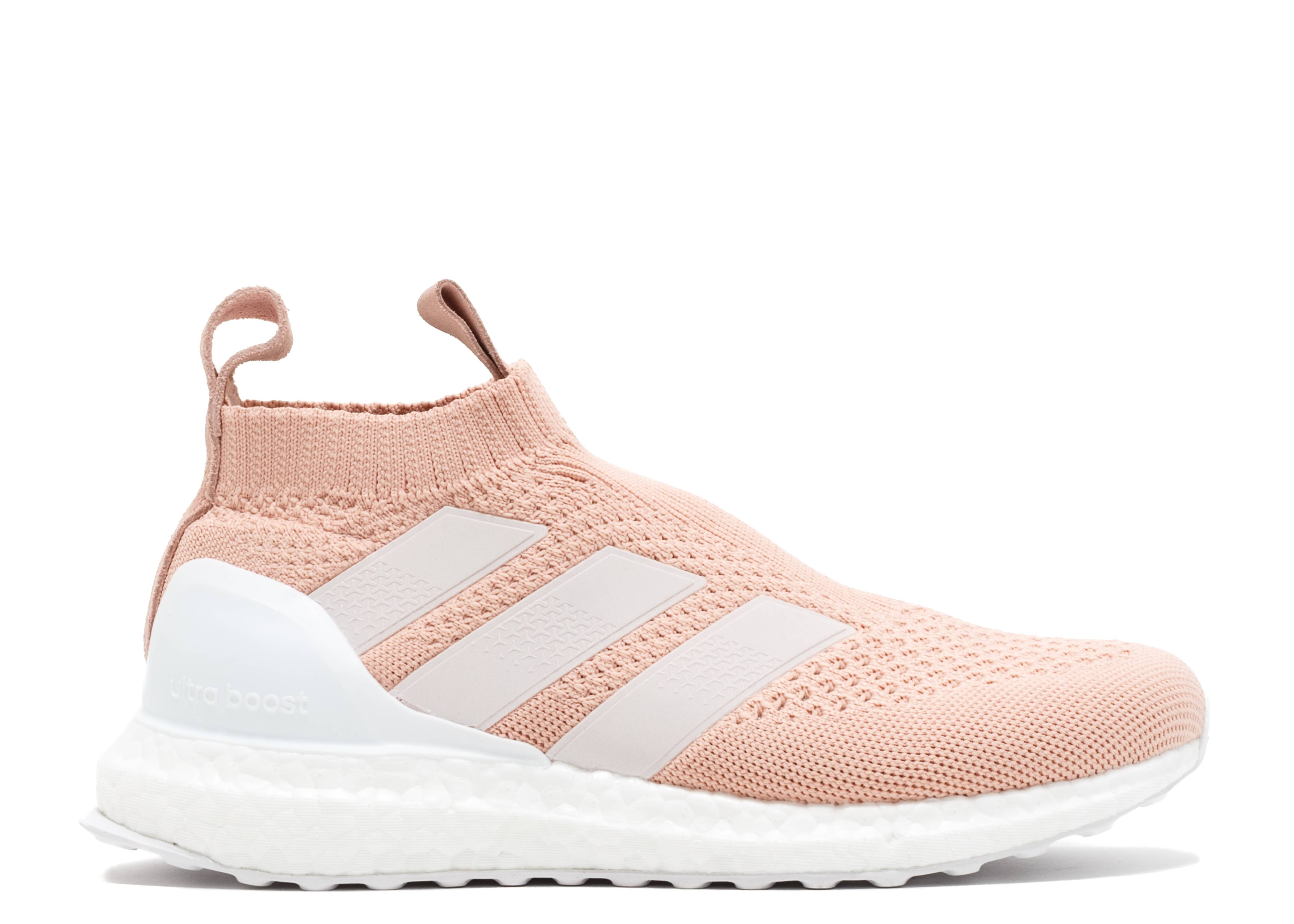 Adidas x Kith ACE 16 PureControl Ultra Boost Flamingos Pale