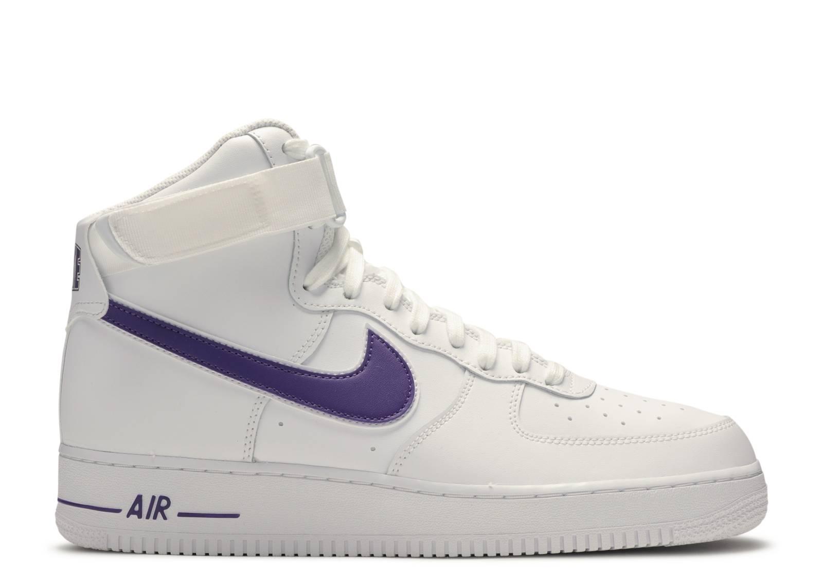 Air Force 1 High '07 'Court Purple'