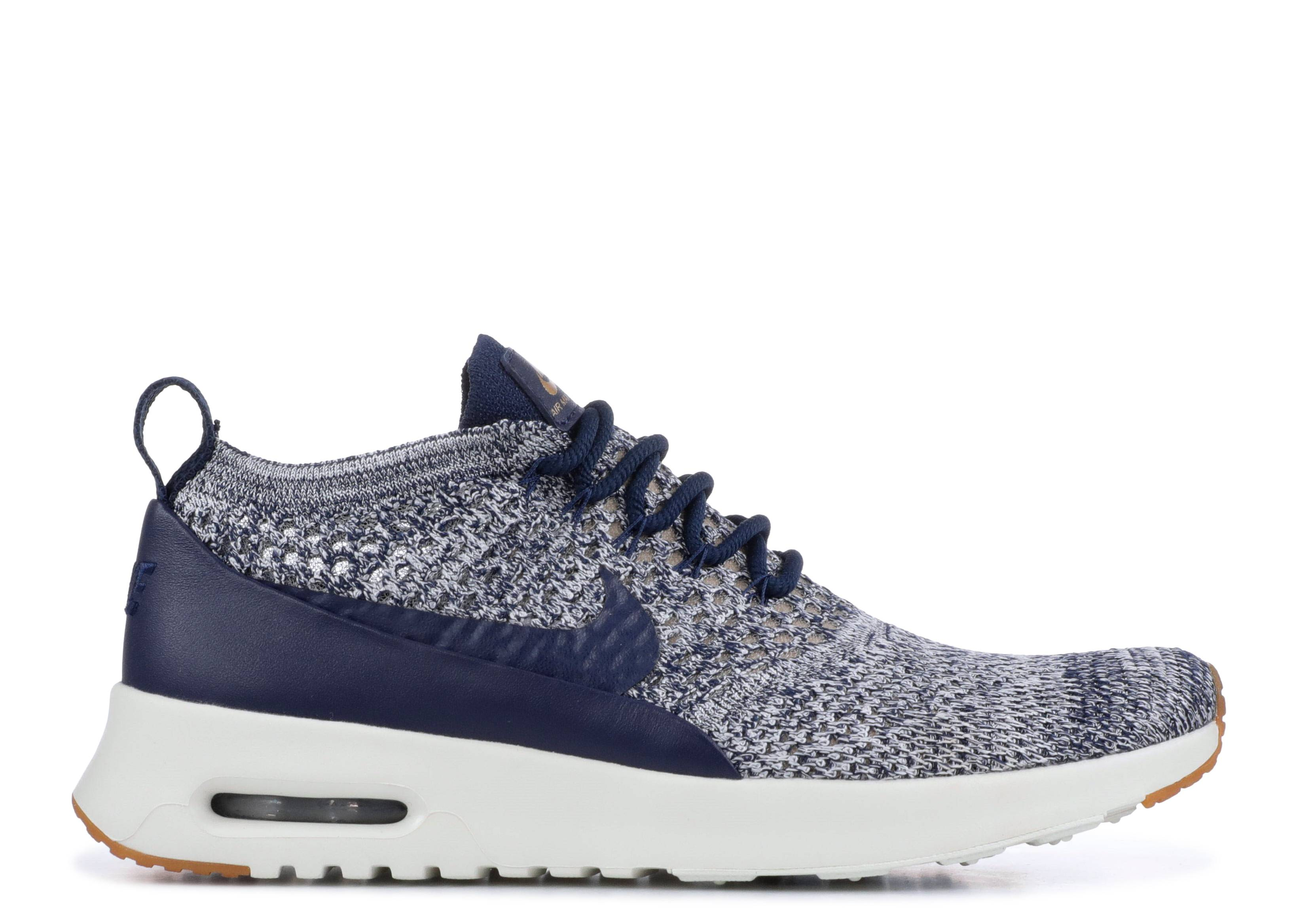 Wmns Air Max Thea Ultra Flyknit 'College Navy'