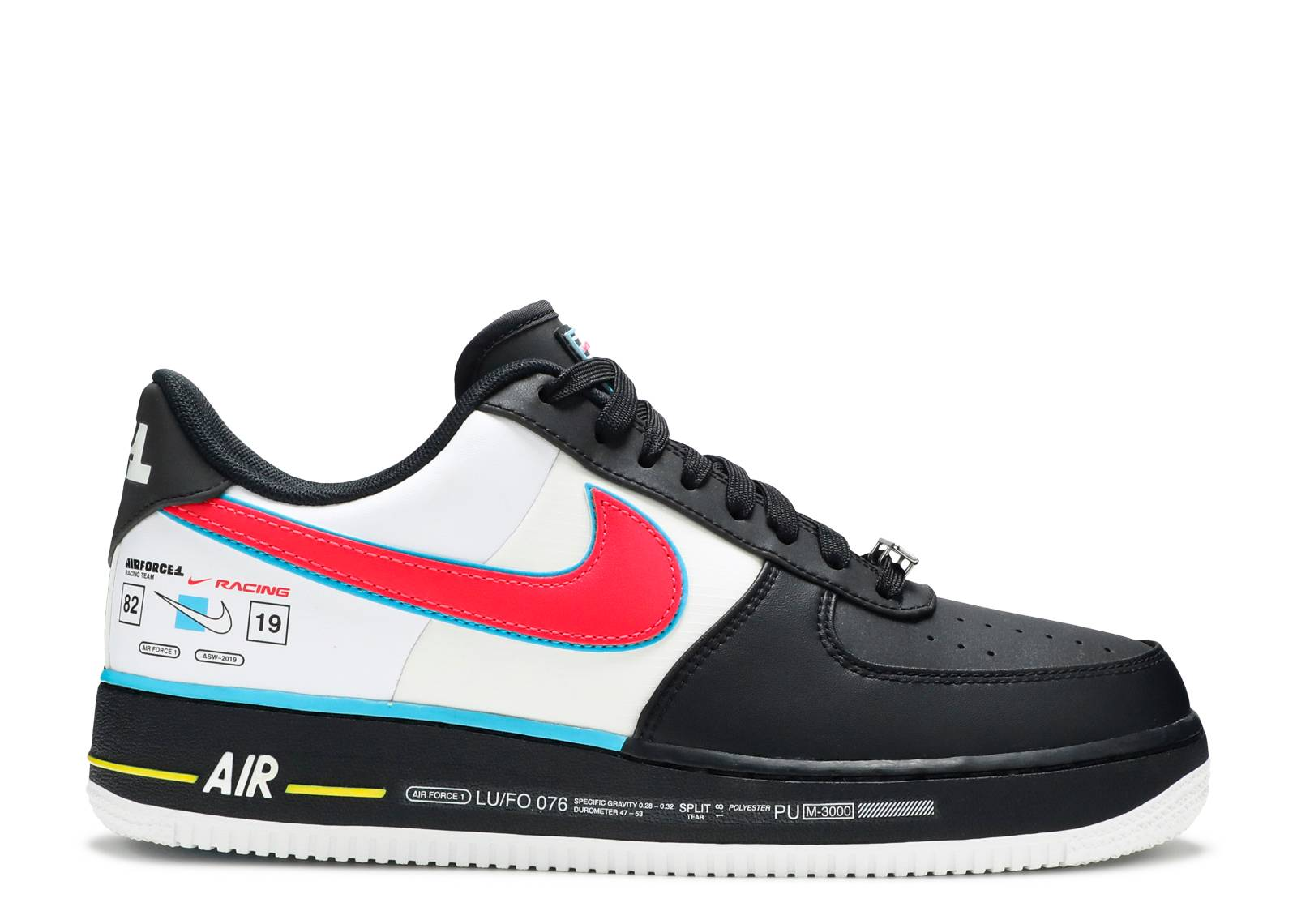 "Air Force 1 Low '07 QS 'Motorsport' ""Motorsport"""