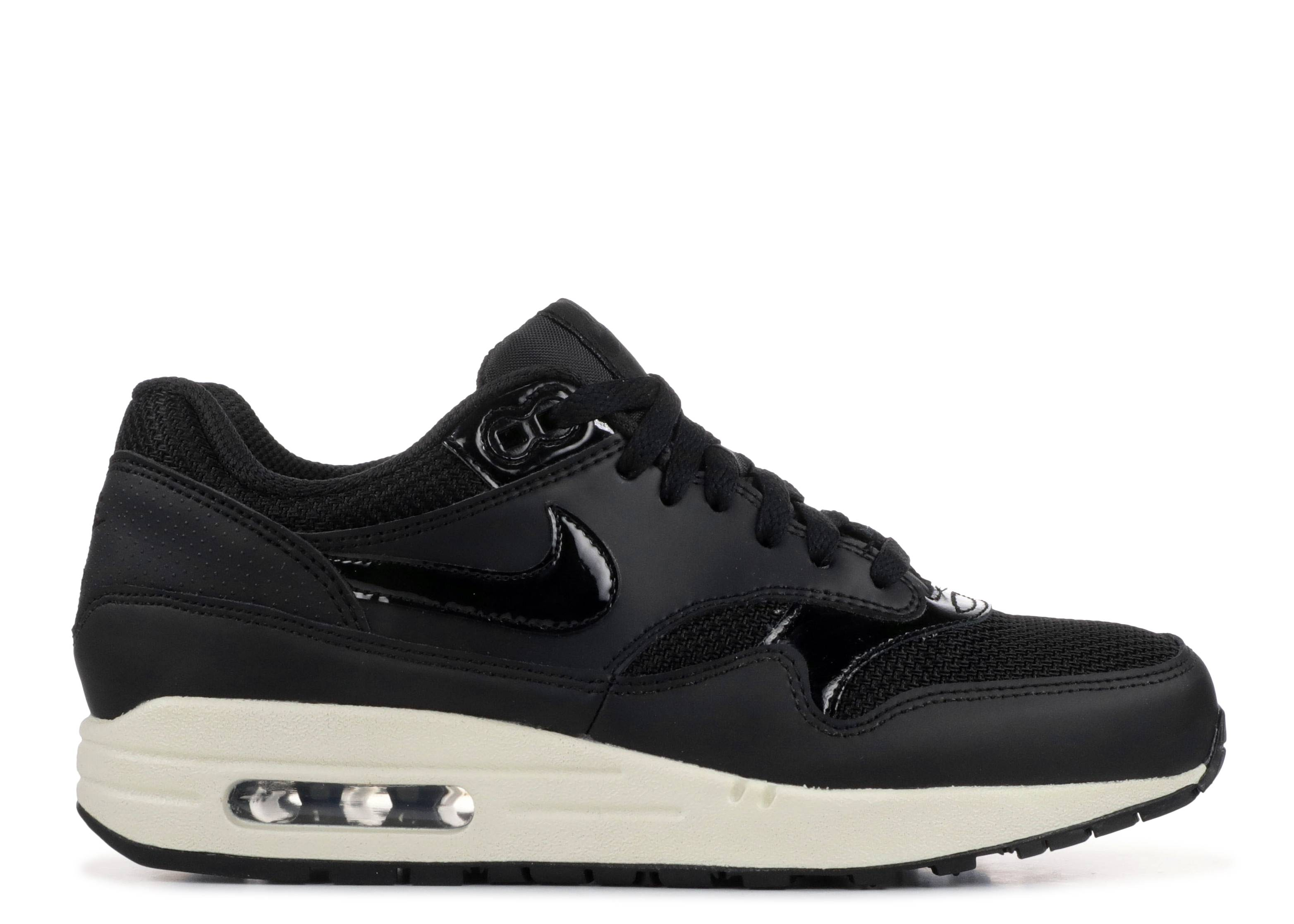 "air max 1 stealth  ""Stealth Black"""