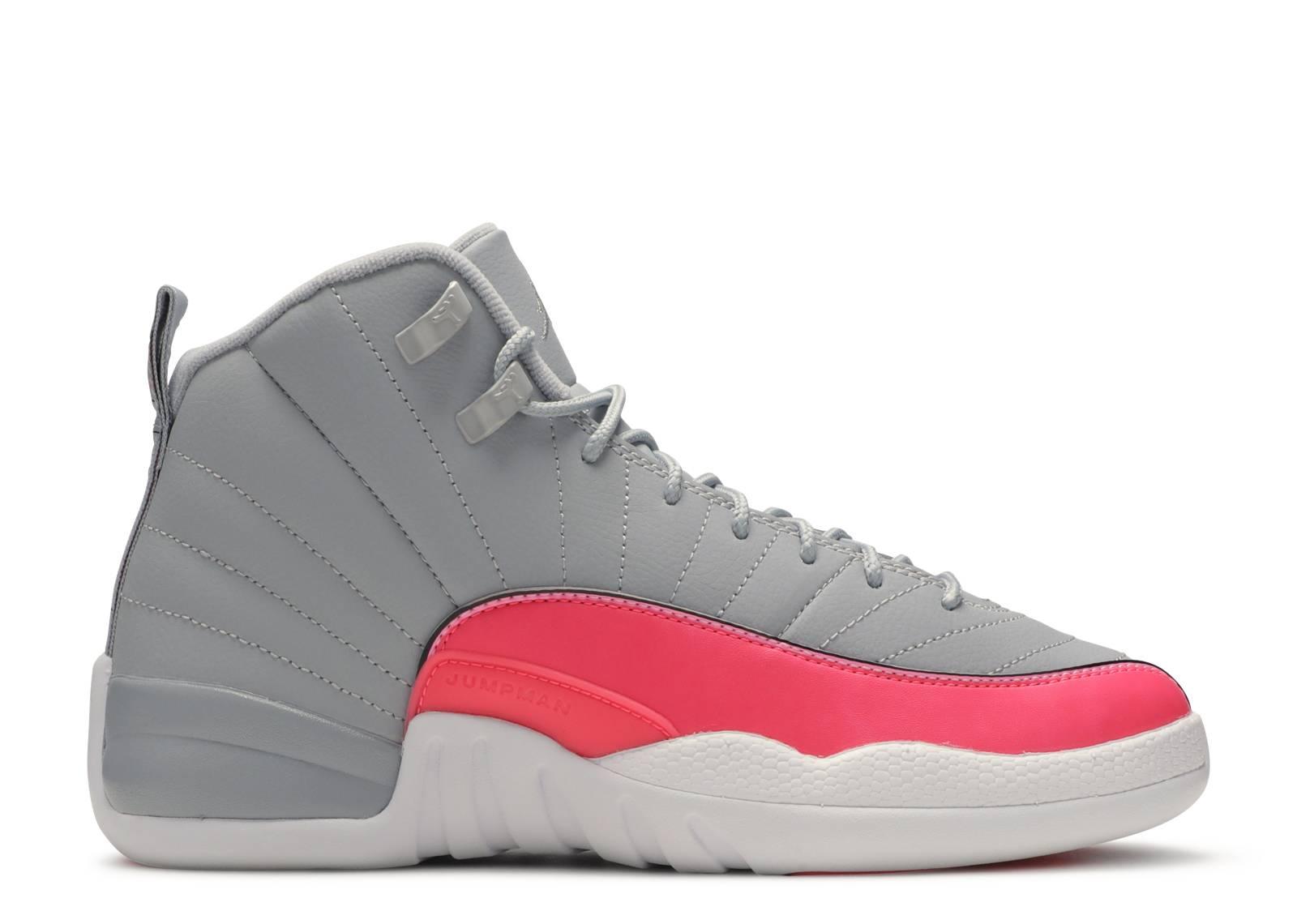 """Air Jordan 12 Retro GS """"Racer Pink"""""""