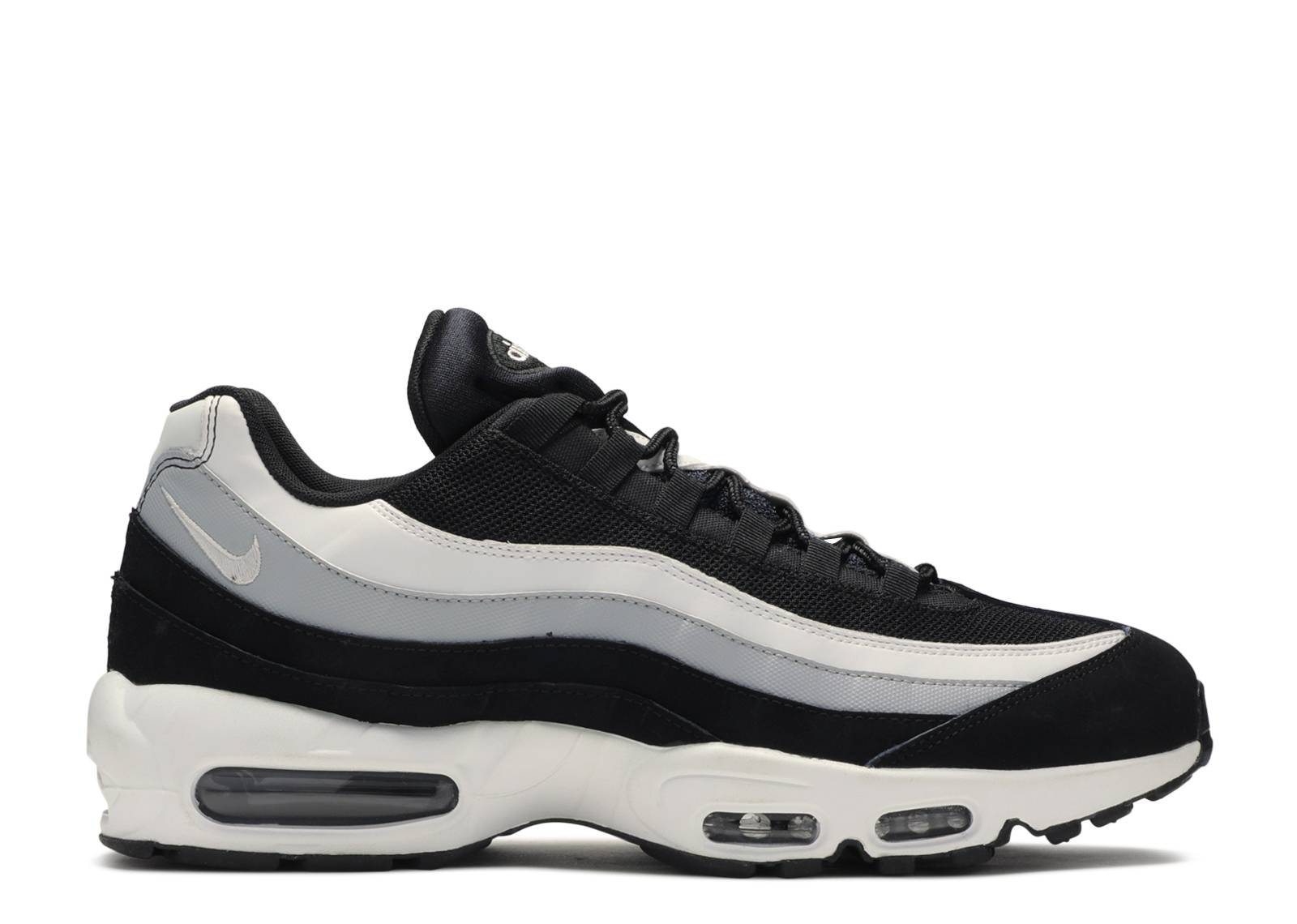 cheap prices save up to 80% wholesale Nike Air Max 95 Essential - Nike - 749766 038 - black/wolf ...