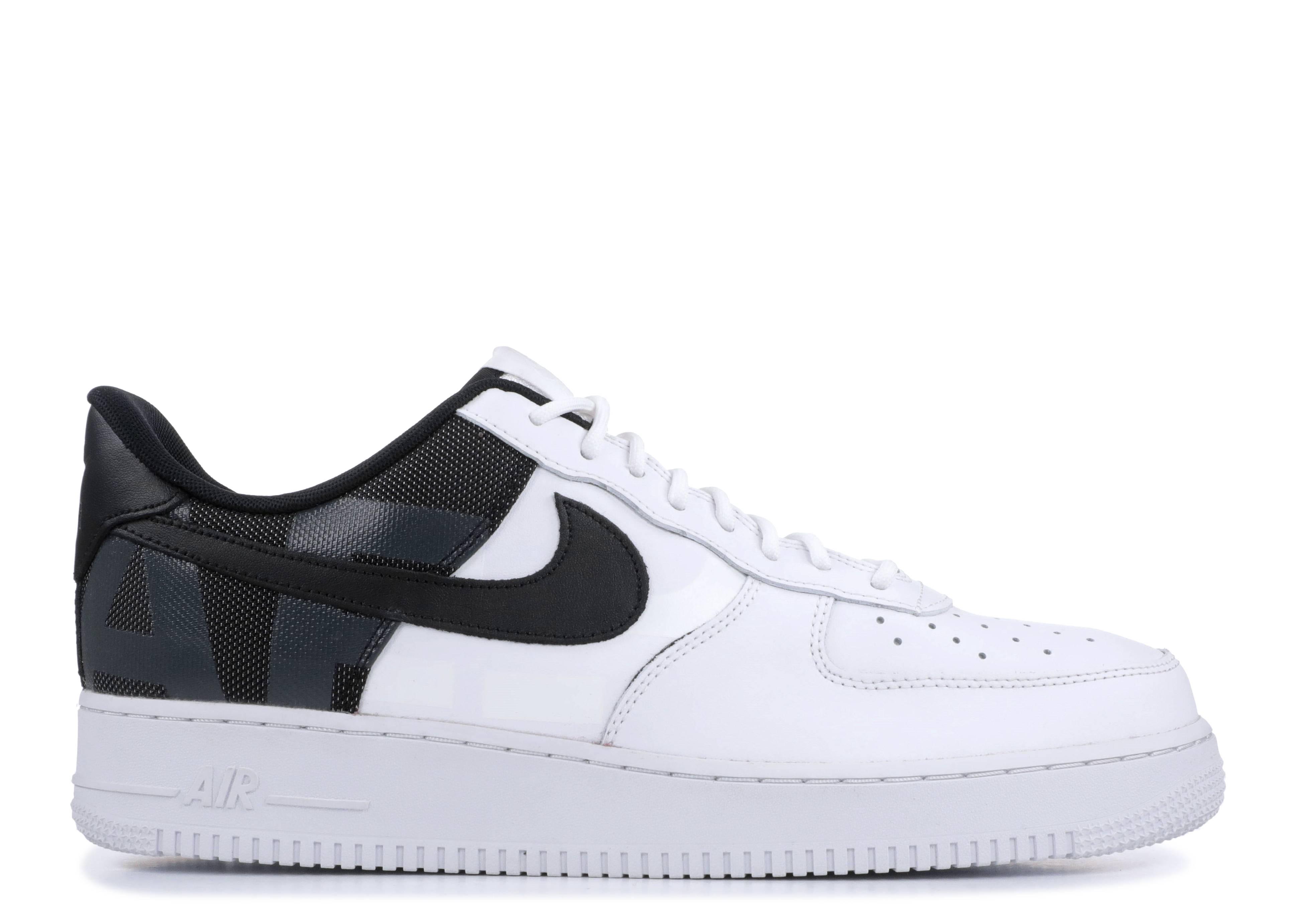 Nike Air Force One '07 Lv8 Utility Jdi White Black AV8363 100 Best