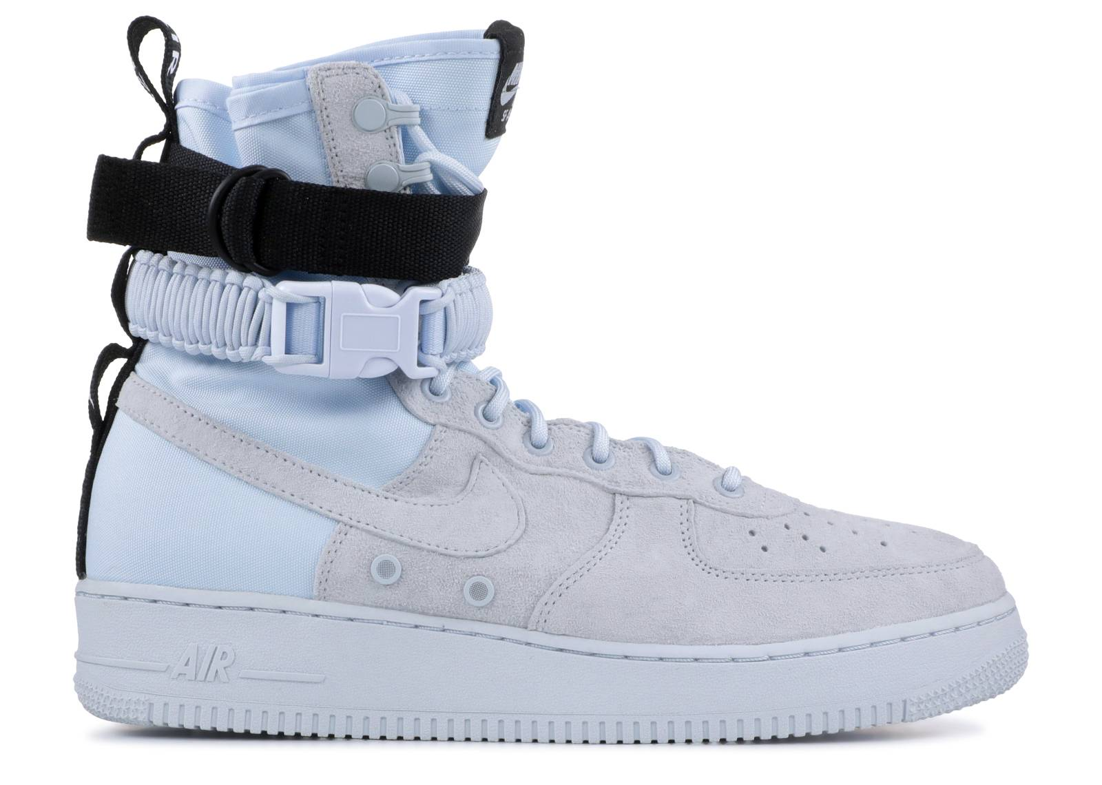 "SF Air Force 1 High 'Blue Tint' ""BLUE TINT"""