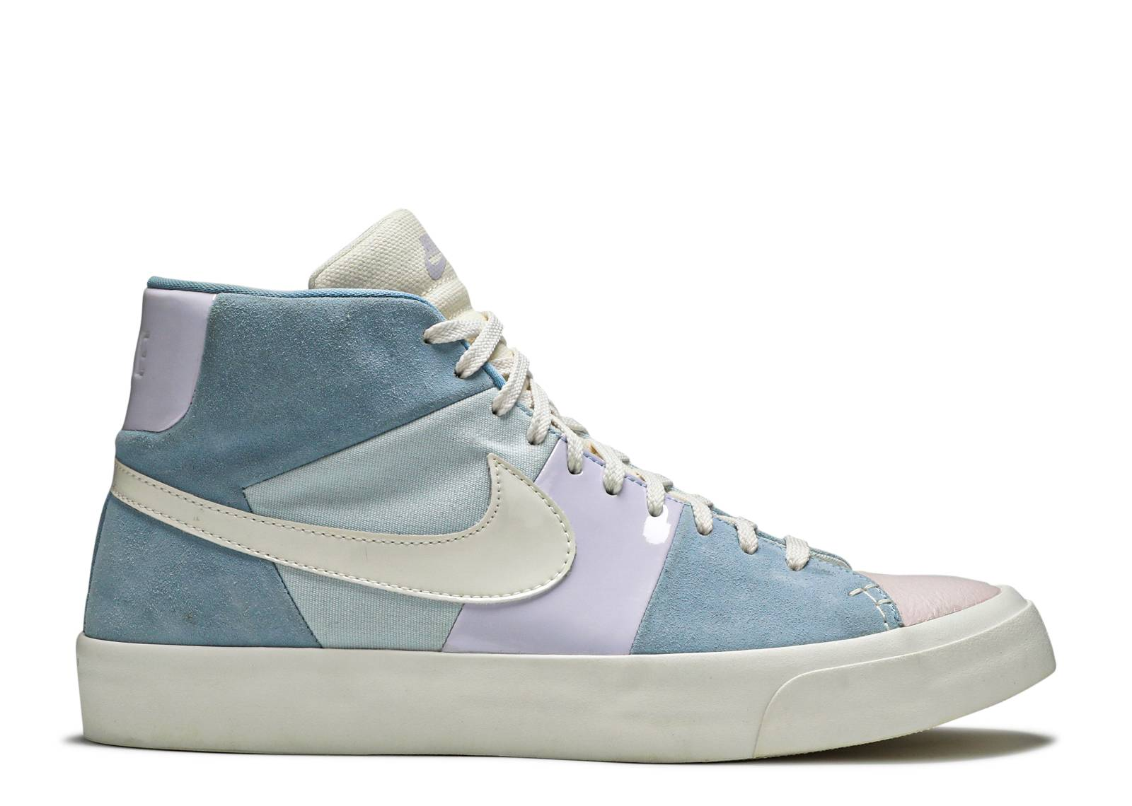"blazer royal ""spring patchwork"""
