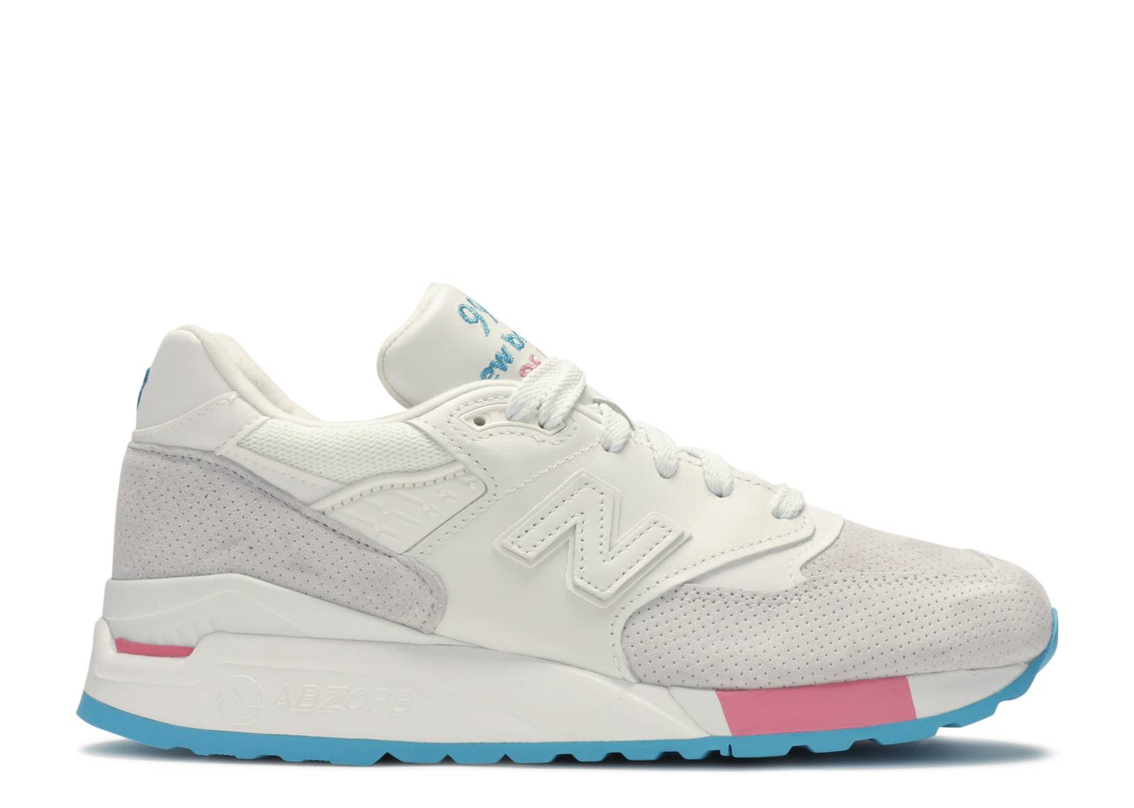 """998 Made In USA """"Cotton Candy"""""""