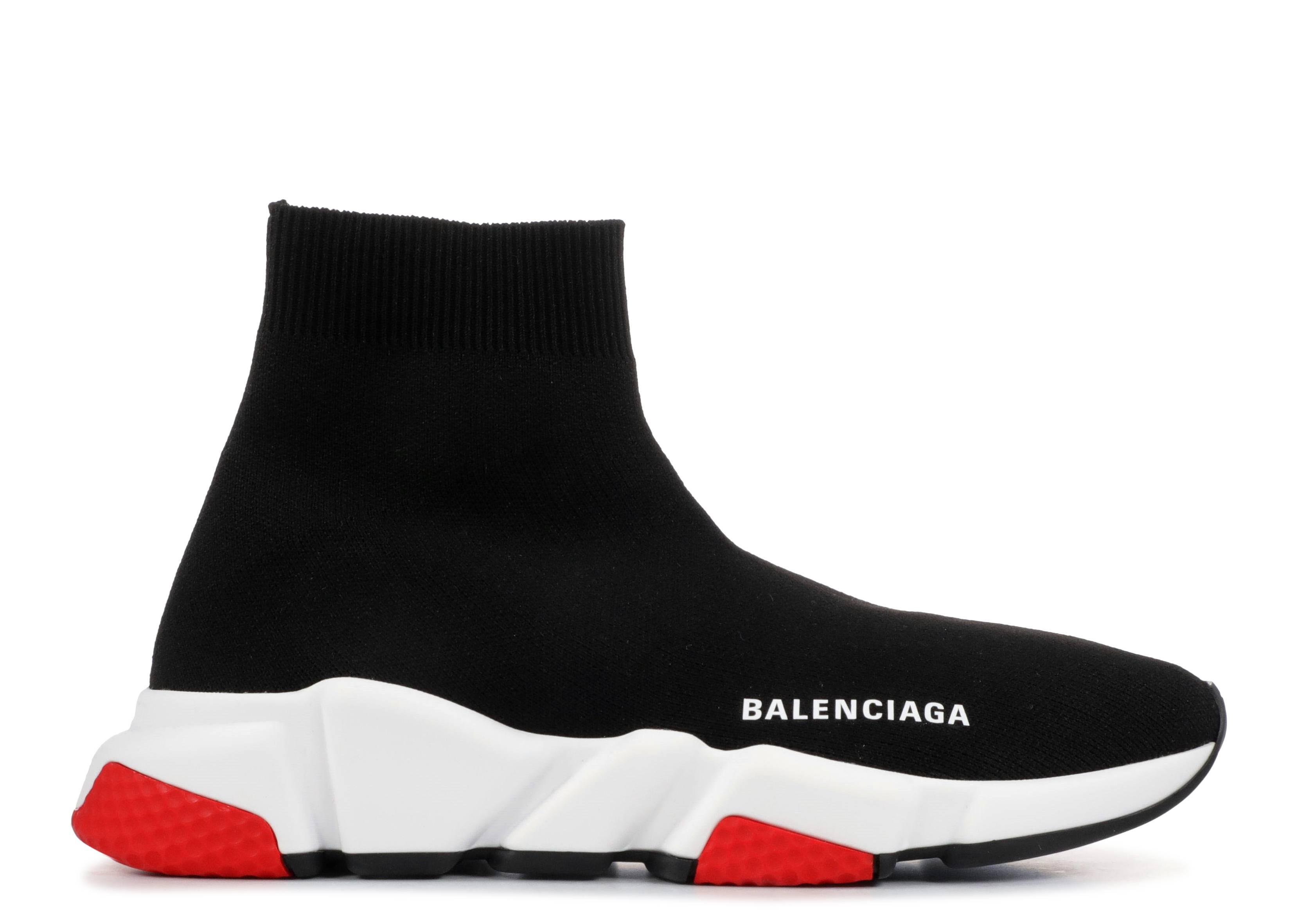 75cb6afdb77b Balenciaga Speed Trainer - Balenciaga - 525715w05g01000 - black ...