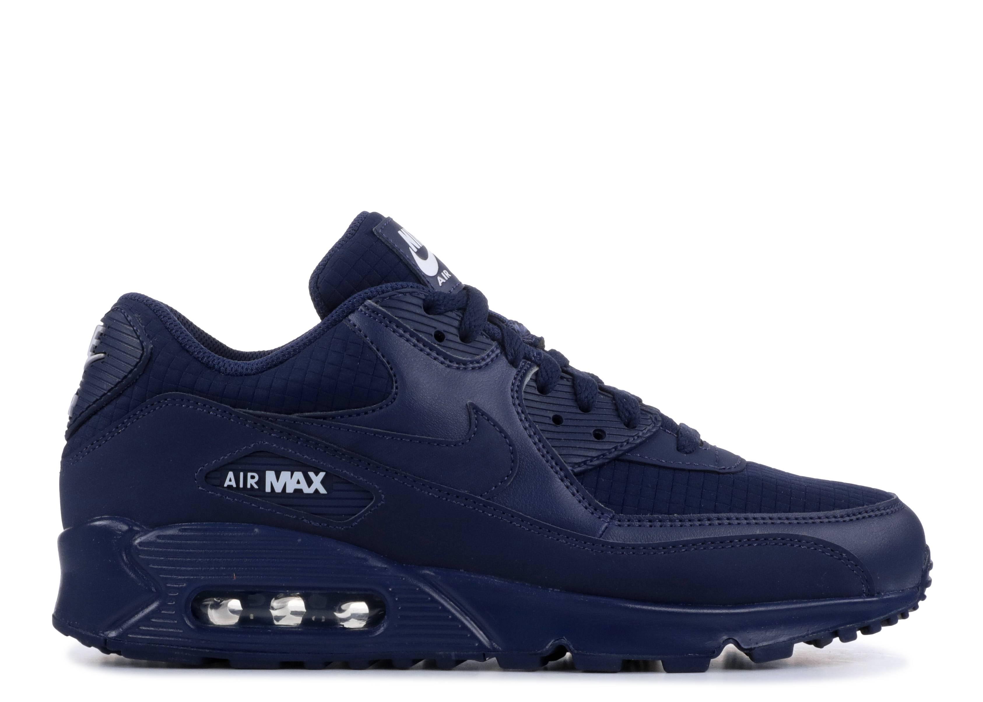 "air max 90 essential ""Midnight Navy"""