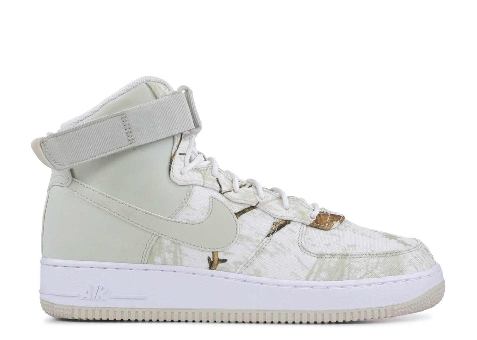 """Air Force 1 07 LV8  """"White Camo"""""""