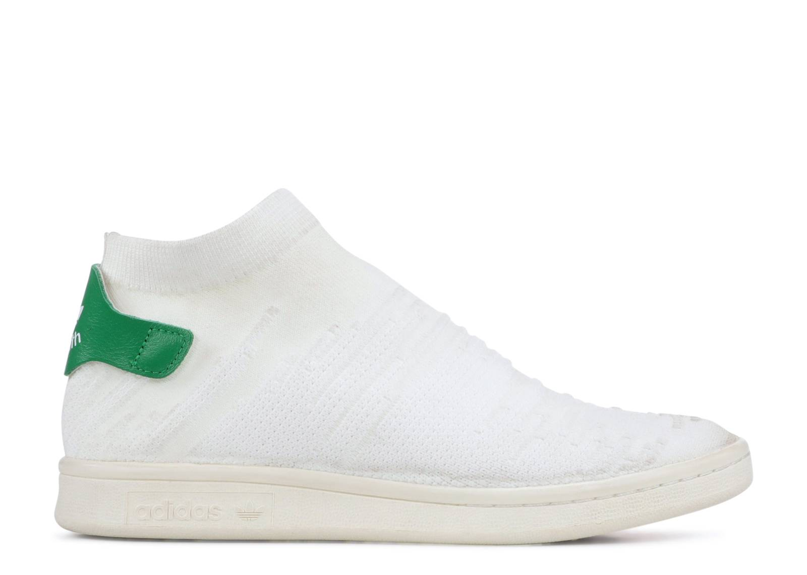 """Stan Smith Sock PK W  """"White Green"""""""