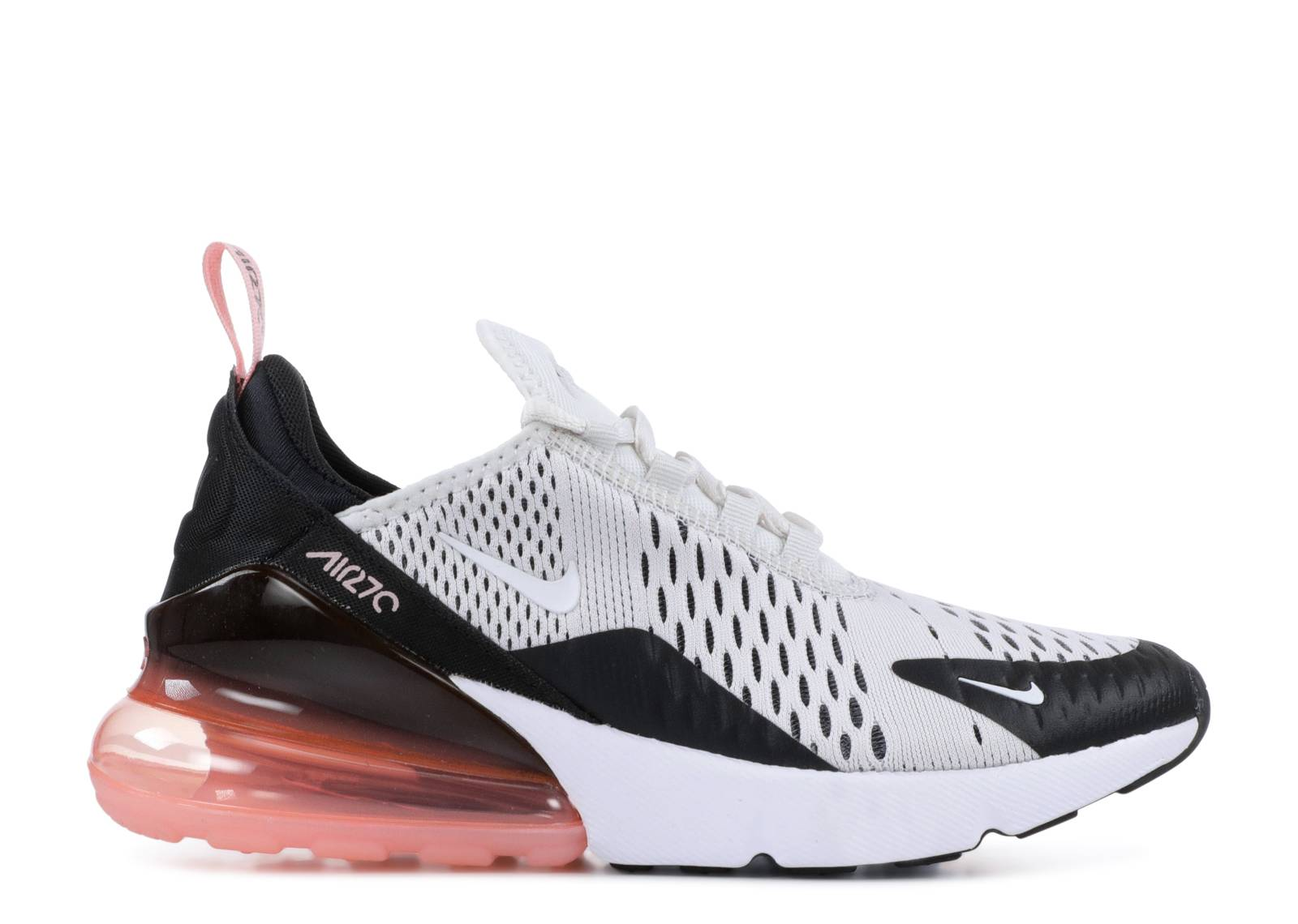 Air Max 270 Gs Platinum Coral