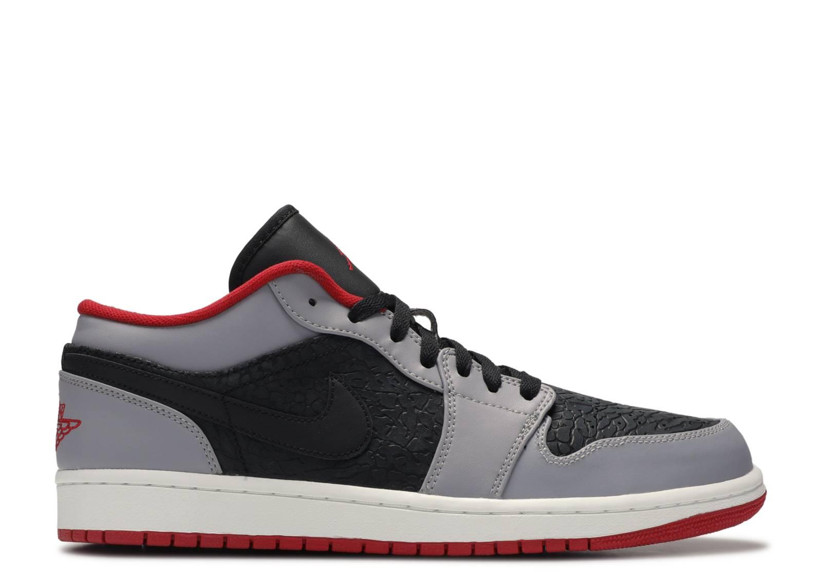 """Air Jordan 1 Retro Low """"Cement Grey Black"""""""