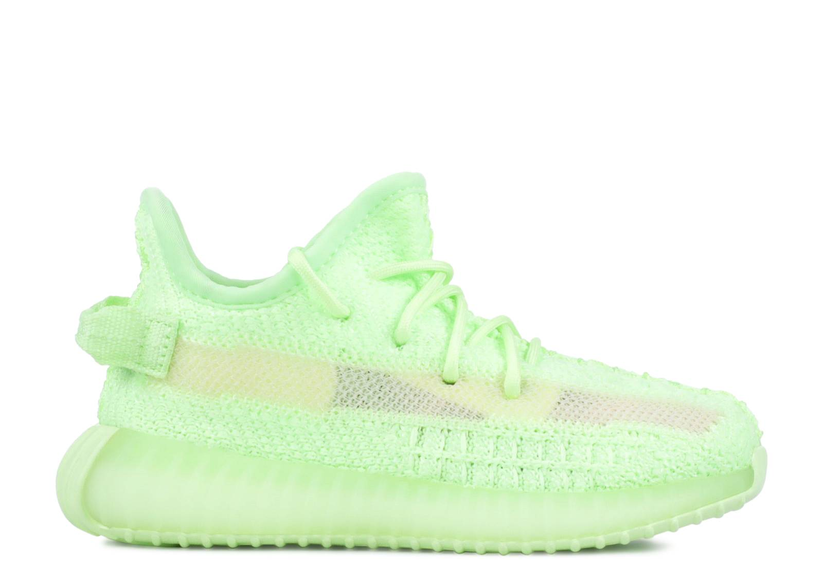 "yeezy boost 350 v2 gid infant ""glow"""