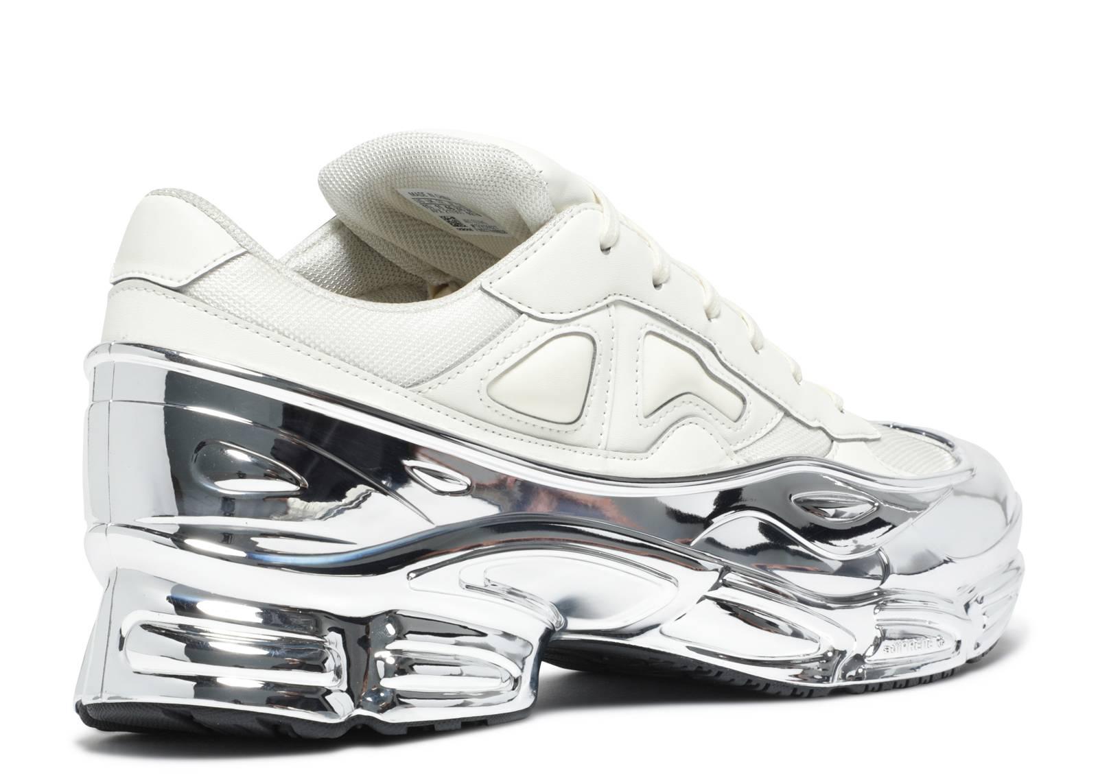 Raf Simons x Ozweego 'Mirrored - Cream White'