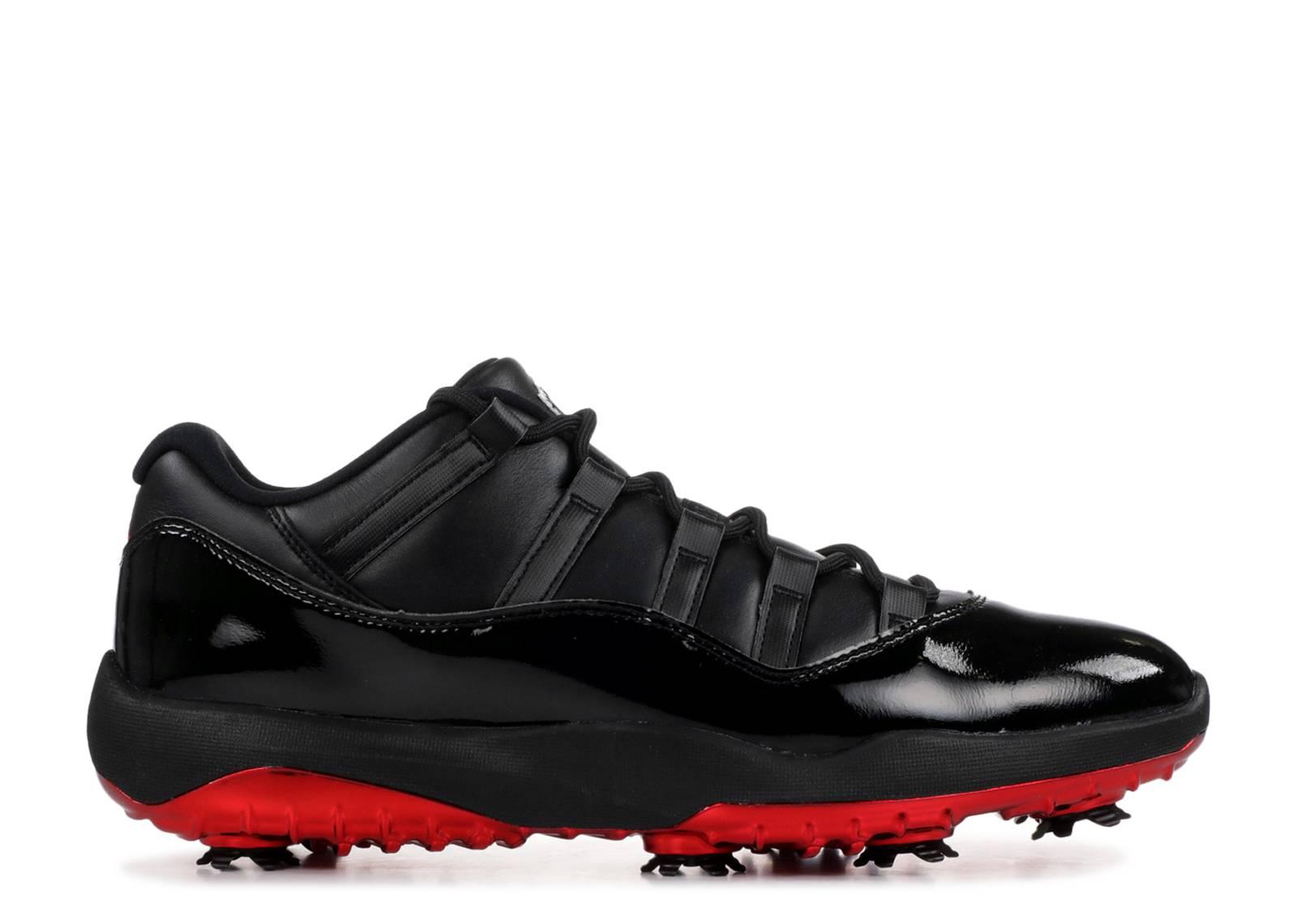 competitive price 62a0d 44122 Air Jordan 11 Golf 'Safari Bred'