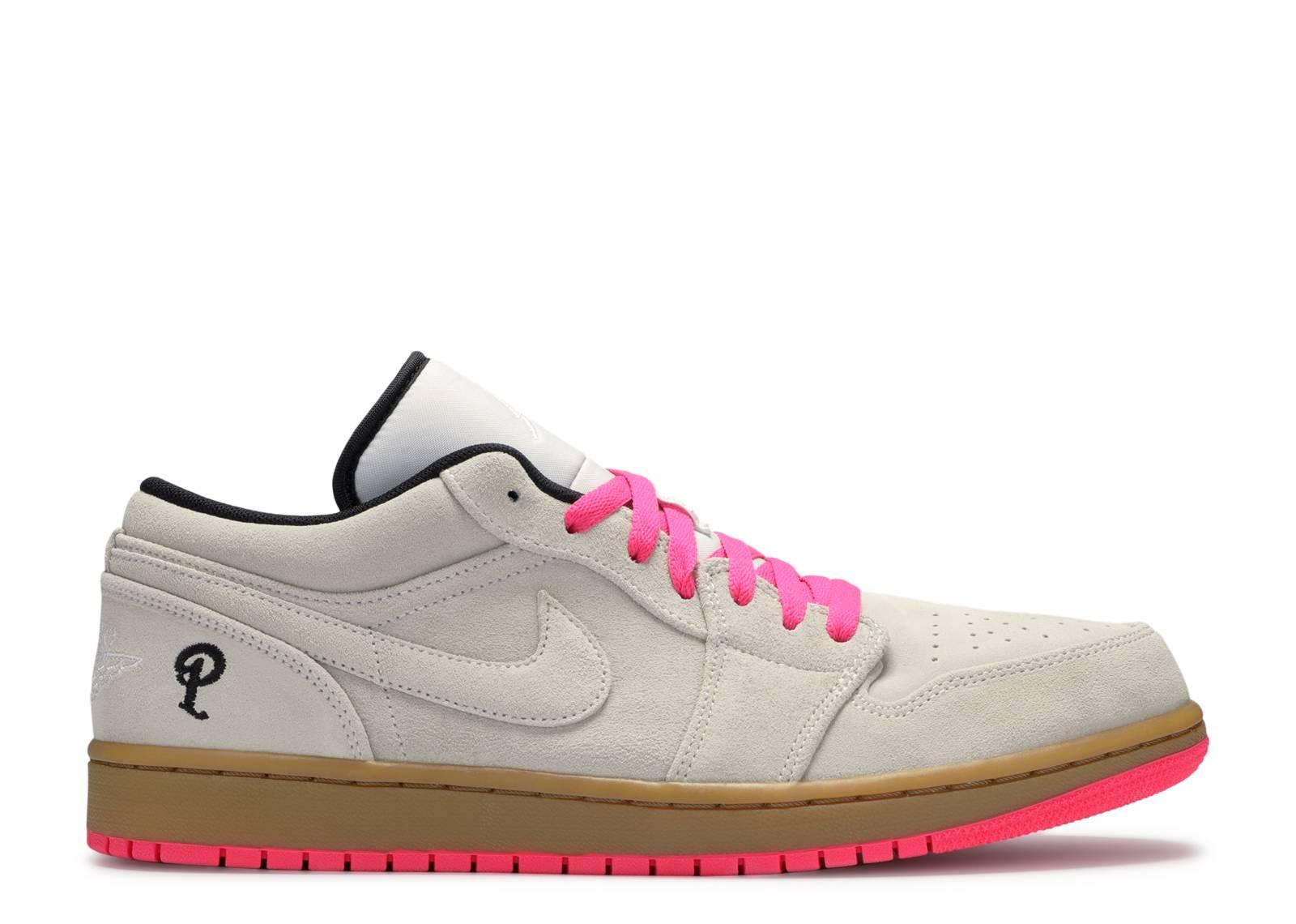 "Sneaker Politics x Air Jordan 1 Low 'Block Party' ""Block Party"""
