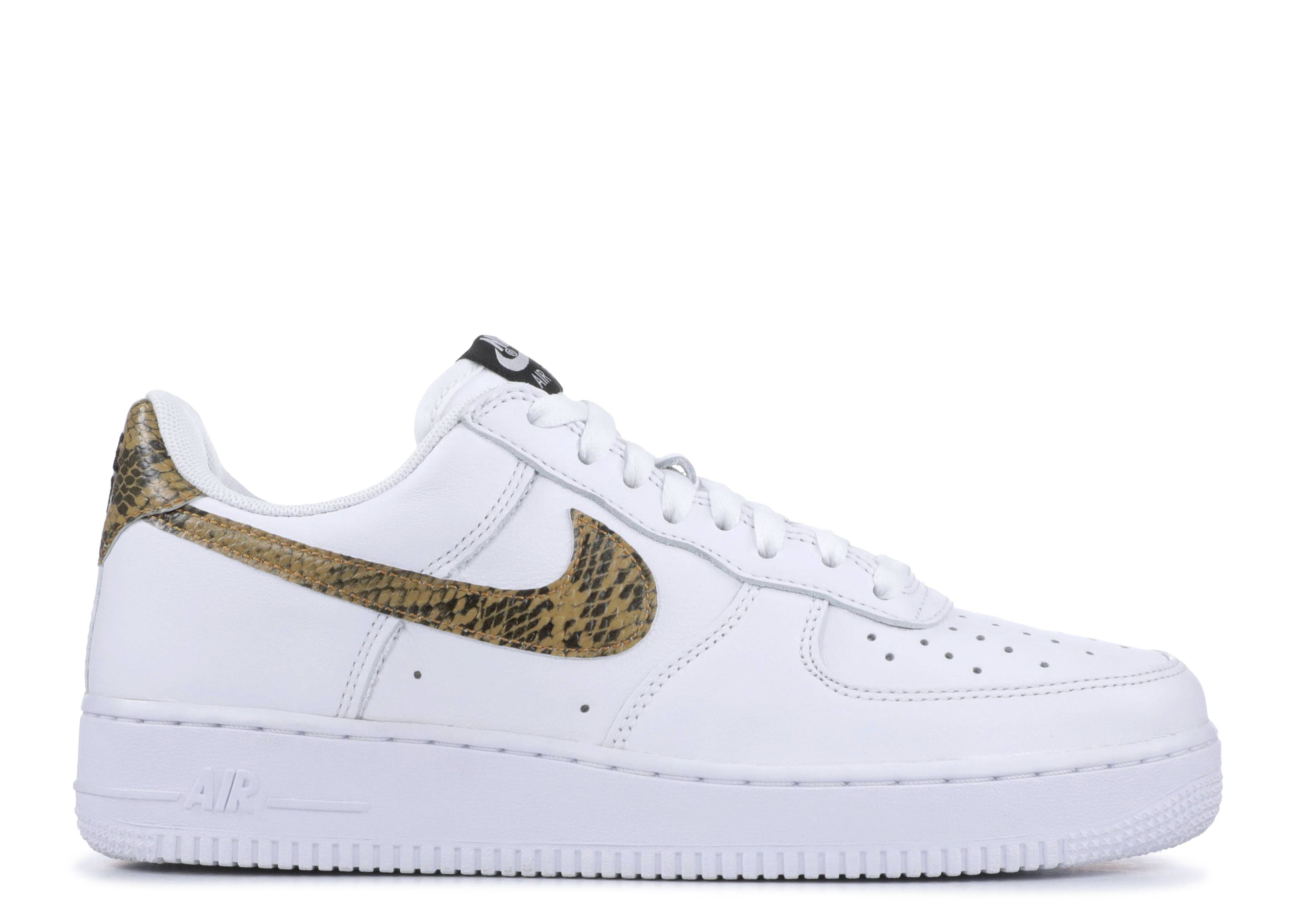 "air force 1 low retro ""ivory snake"""