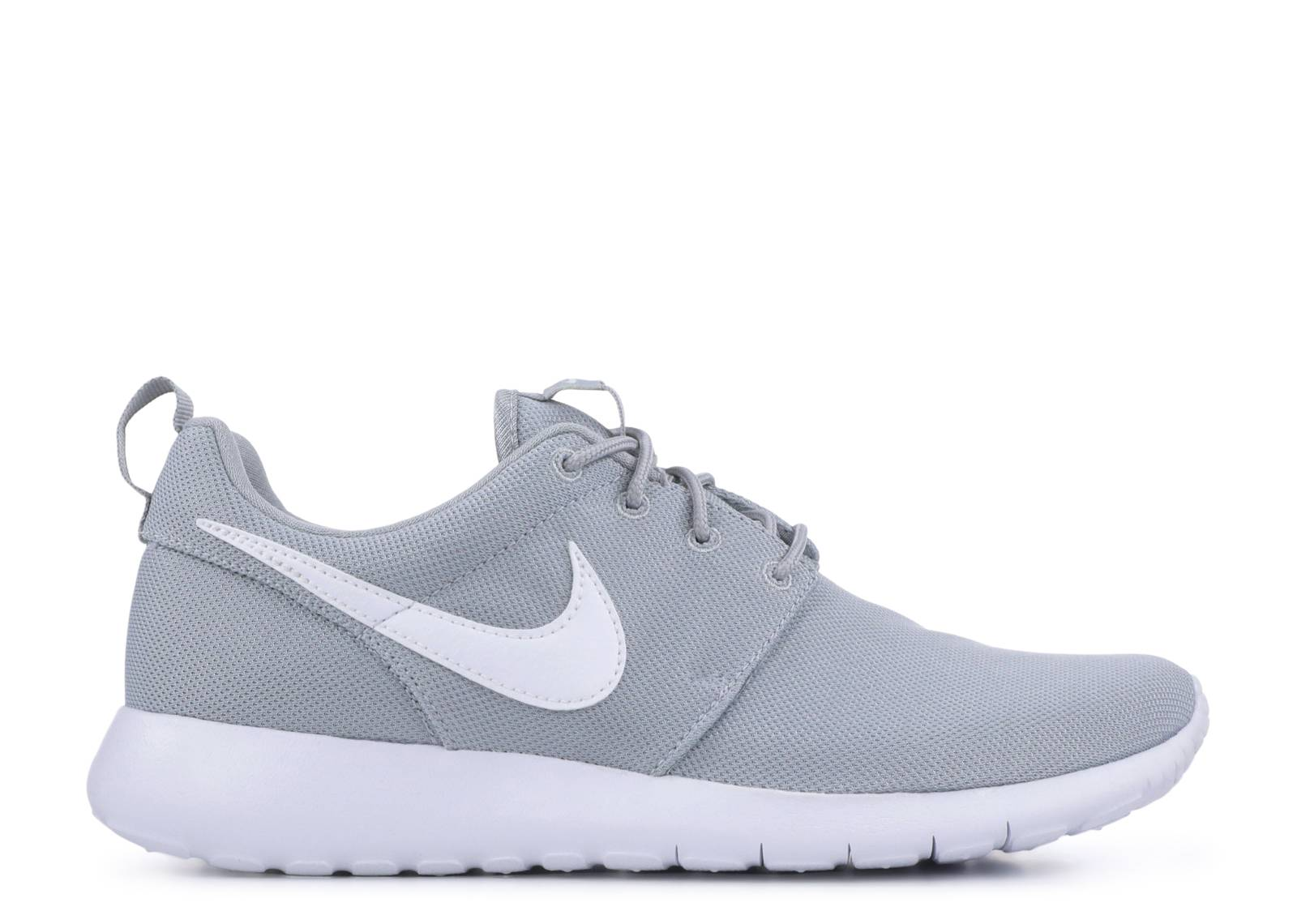 704927 002 Nike Roshe One Flyknit For Women Shoes Wolf Grey