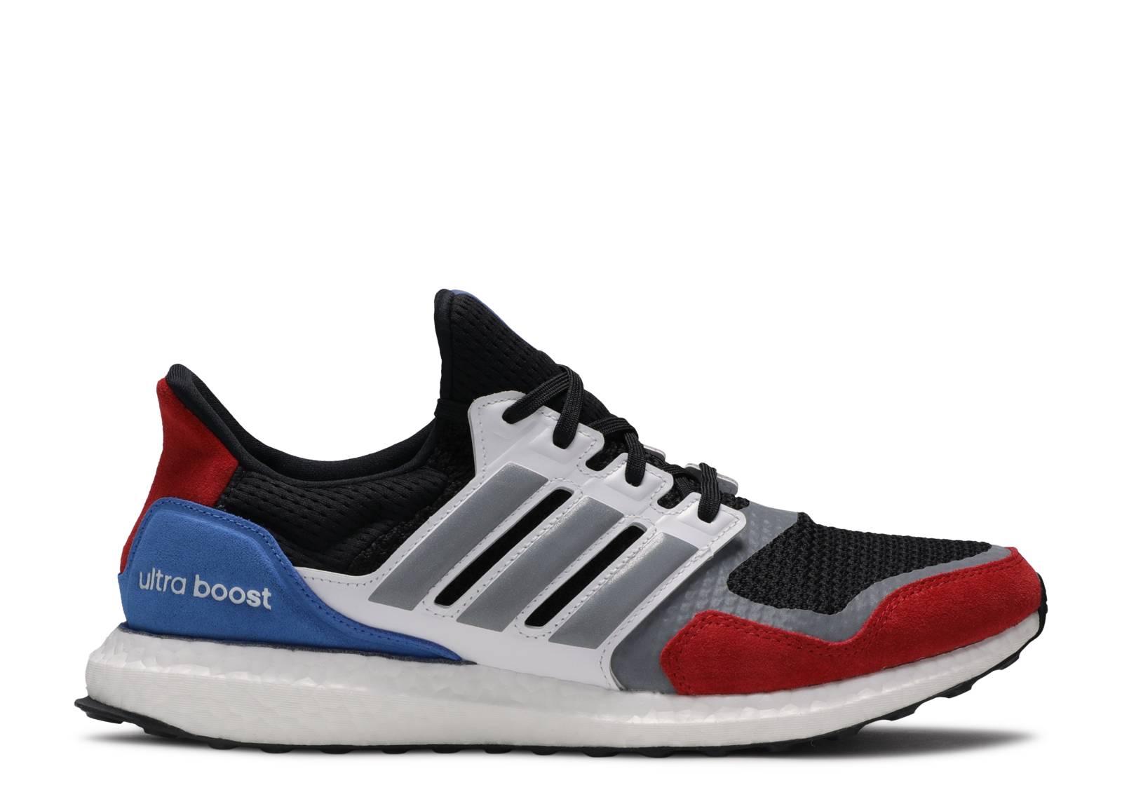 gusano Avanzado Maniobra  UltraBoost 1.0 S&L 'Black Red Blue' - Adidas - EF1360 - core black/grey  three/cloud white | Flight Club