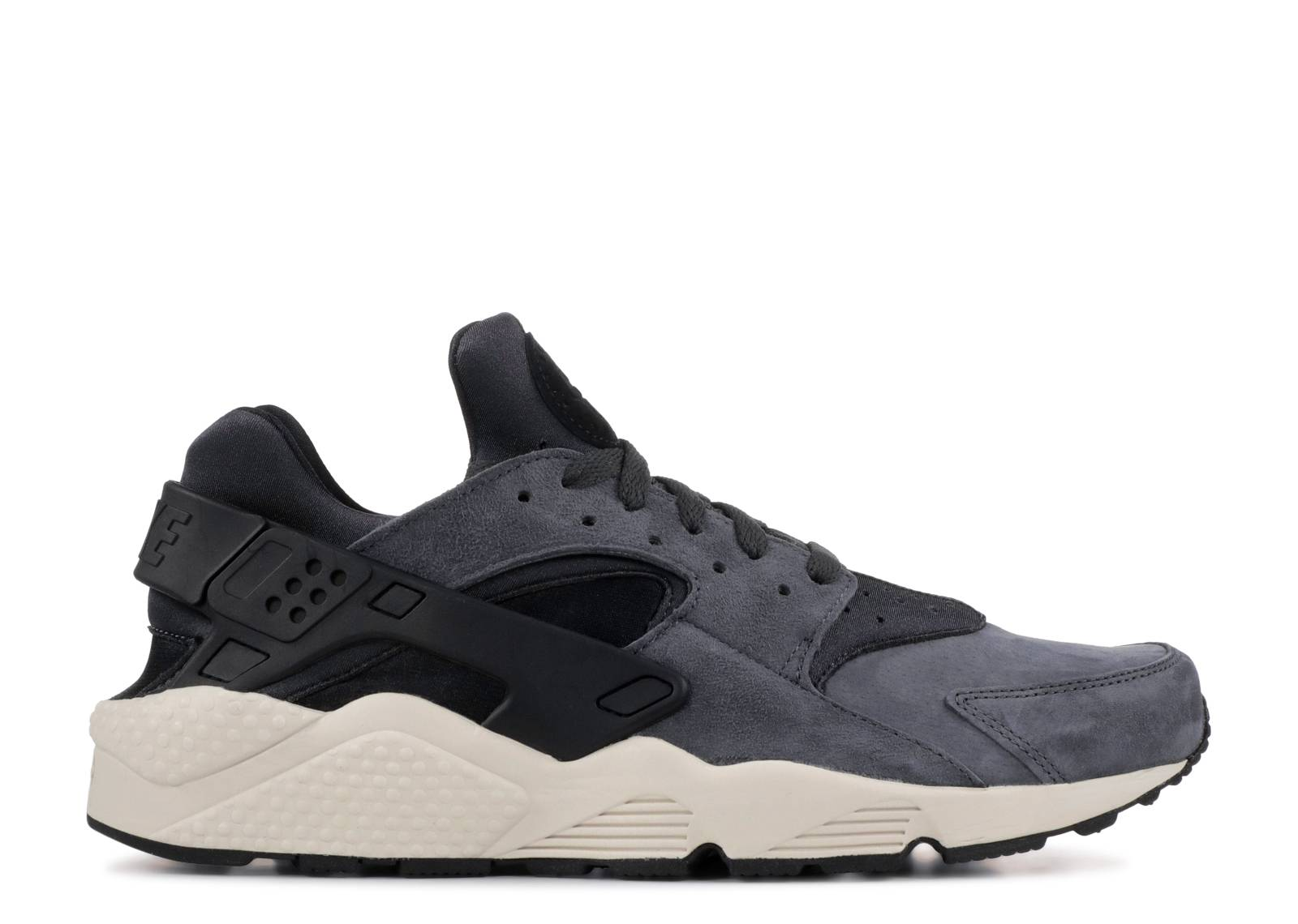 "nike air huarache run prm ""Anthracite"""