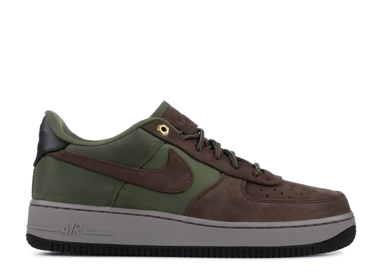 6578e3357f Nike Air Force 1 Premier (gs) - Nike - av5251 200 - baroque brown ...